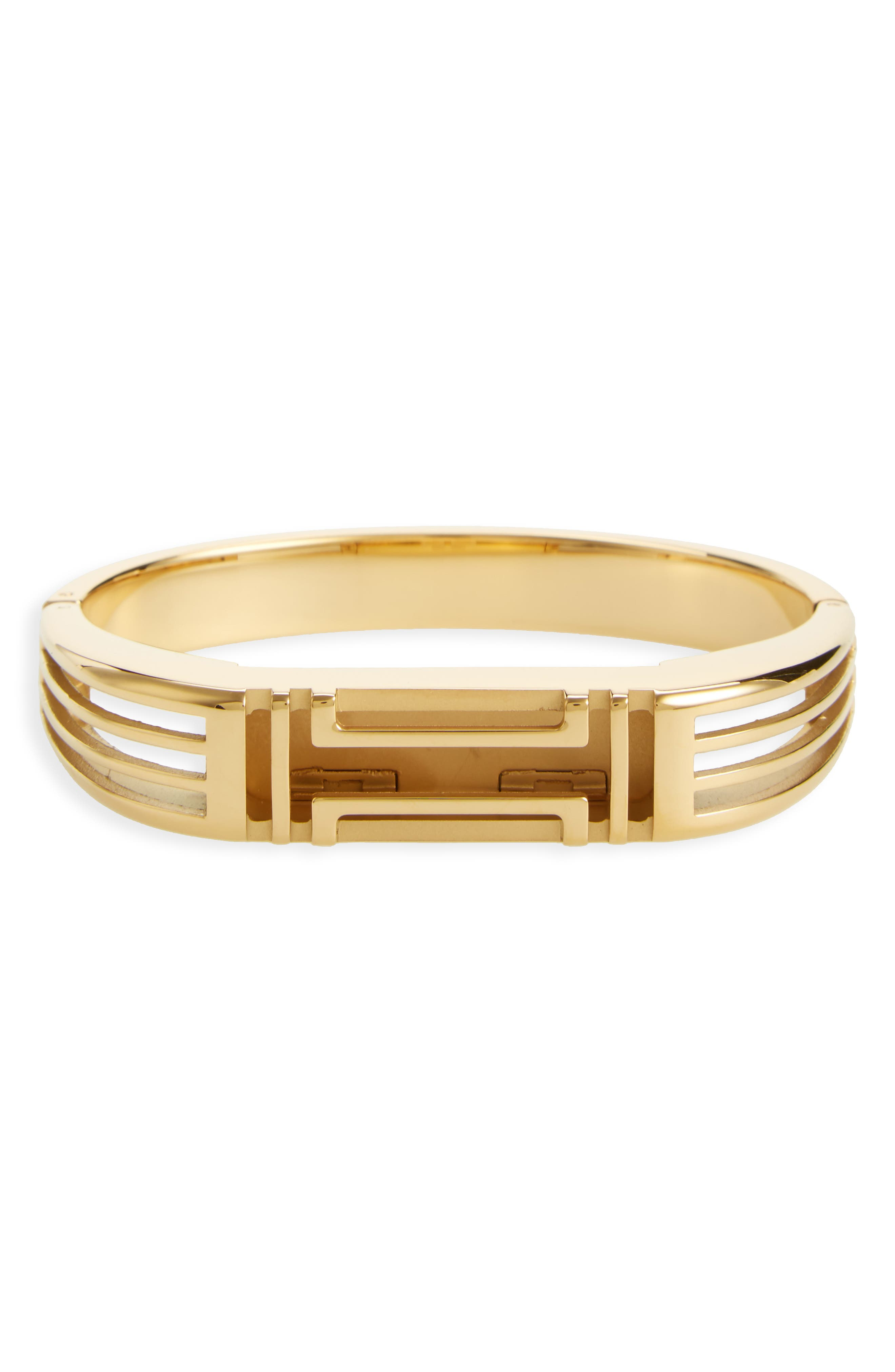 Alternate Image 1 Selected - Tory Burch for Fitbit® Hinge Bracelet
