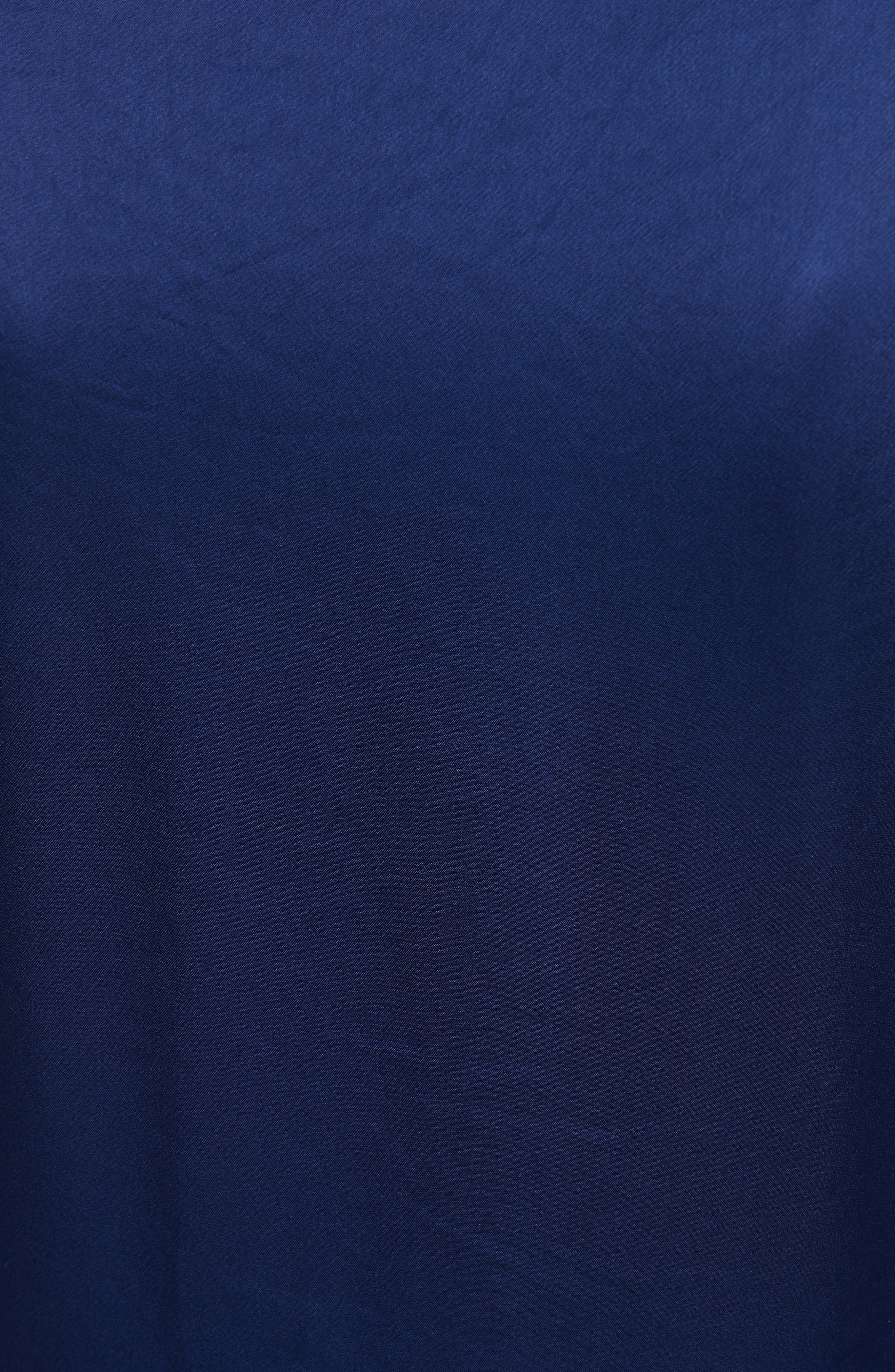 Alternate Image 5  - Diane von Furstenberg V-Neck Pleated Wrap Dress