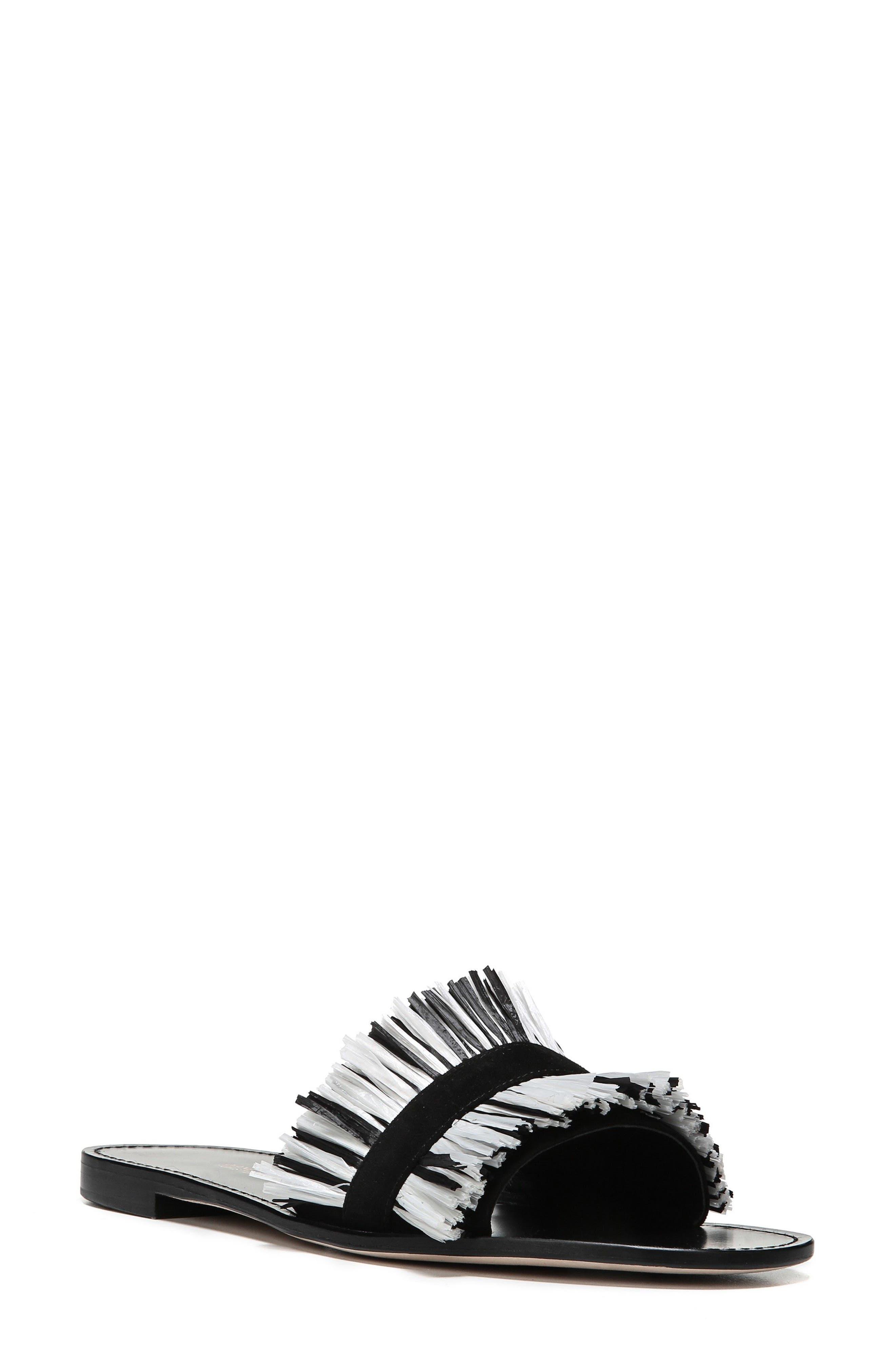 Diane Von Furstenberg Eilat Slide Sandal (Women)