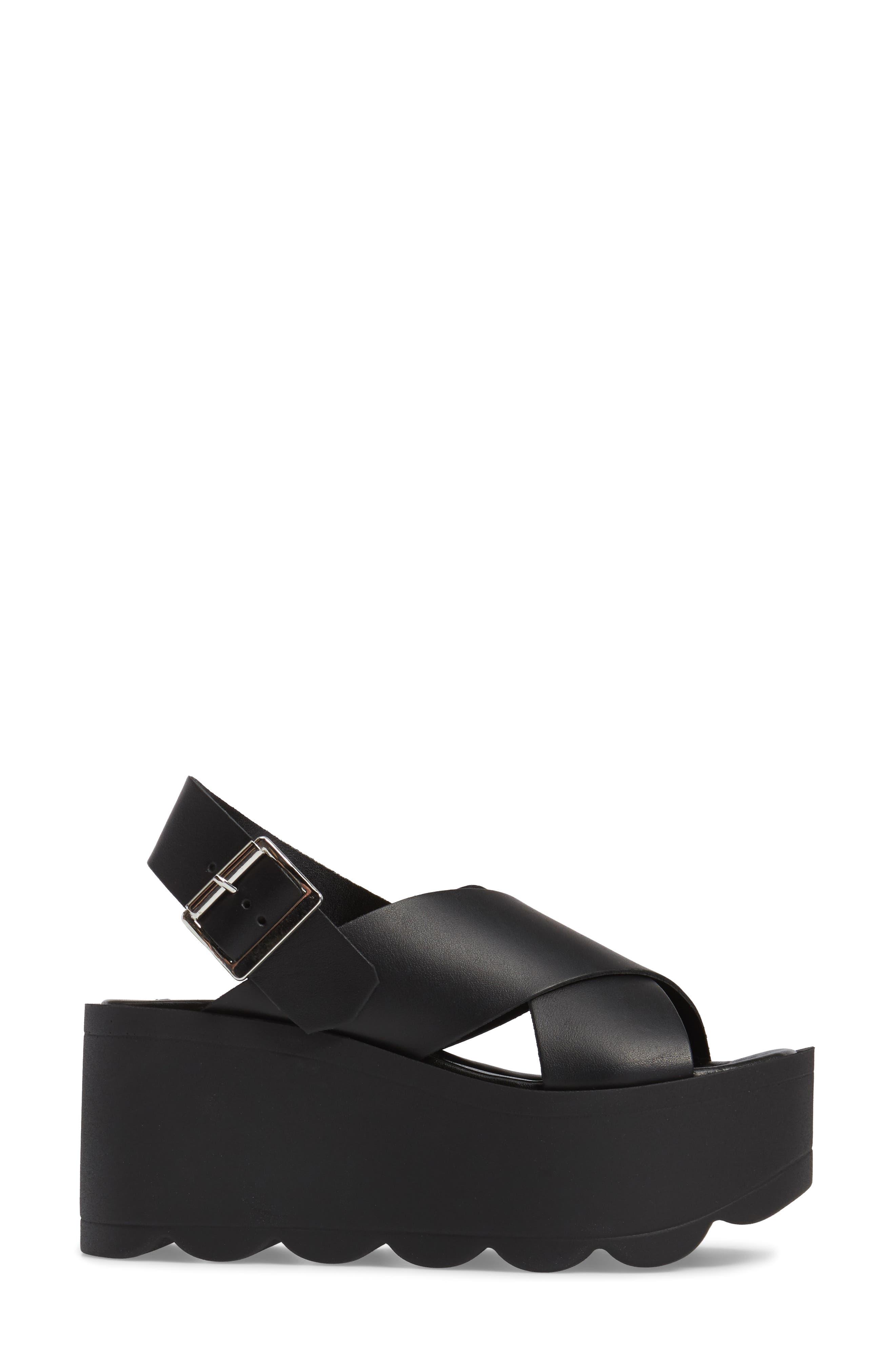 Alternate Image 3  - Steve Madden Gigi Platform Wedge Sandal (Women)