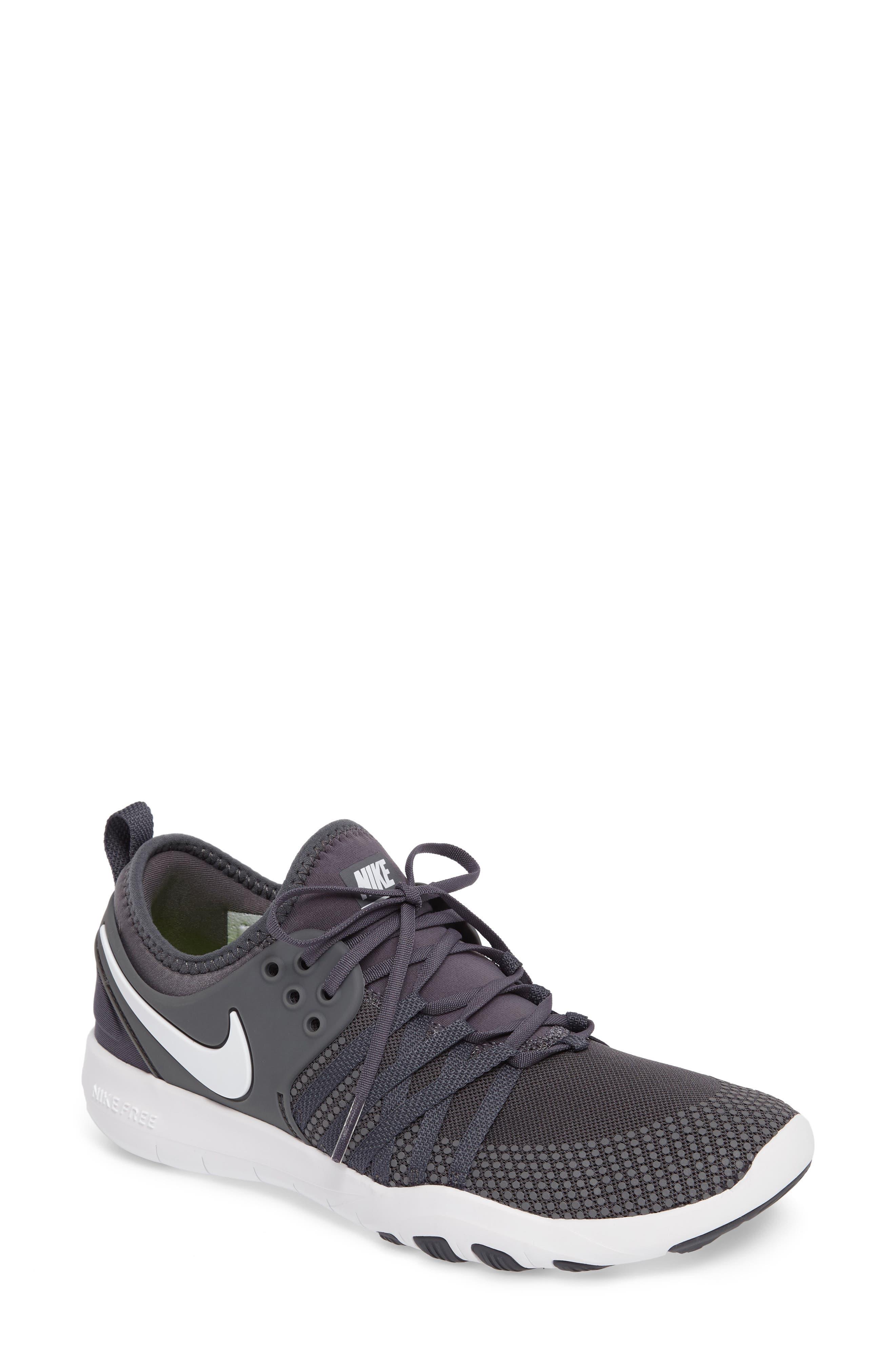 Alternate Image 1 Selected - Nike Free TR 7 Training Shoe (Women)