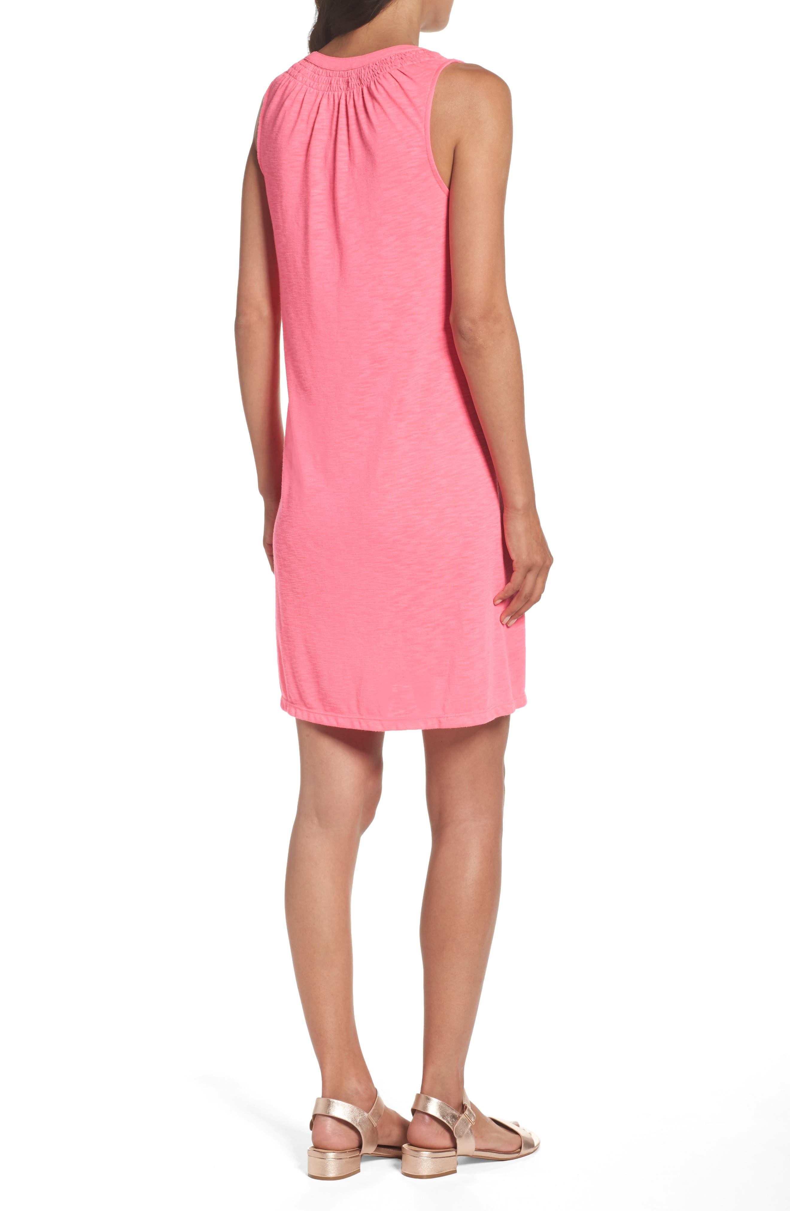 Alternate Image 2  - Lilly Pulitzer® 'Essie' Cotton & Modal A-Line Dress