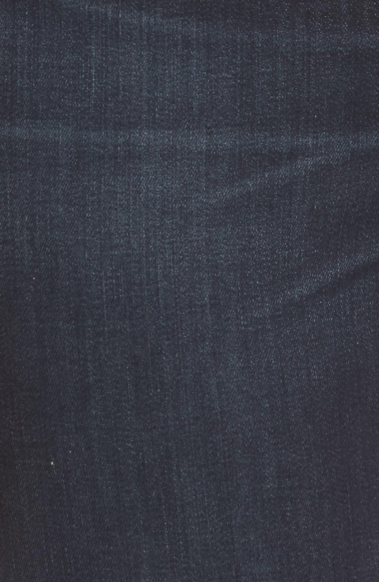 Alternate Image 5  - Eileen Fisher Stretch Denim Leggings (Regular & Petite)
