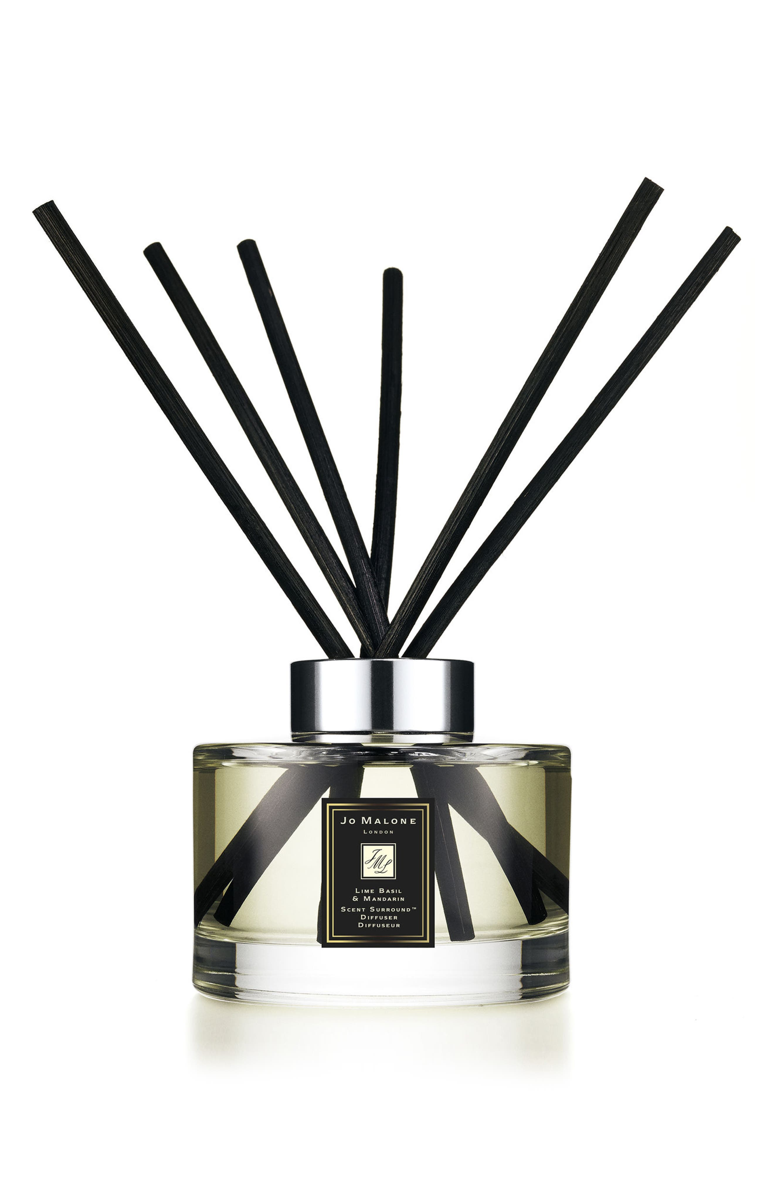 Jo Malone<sup>™</sup> Lime Basil & Mandarin Scent Surround<sup>™</sup> Diffuser,                             Main thumbnail 1, color,                             No Color