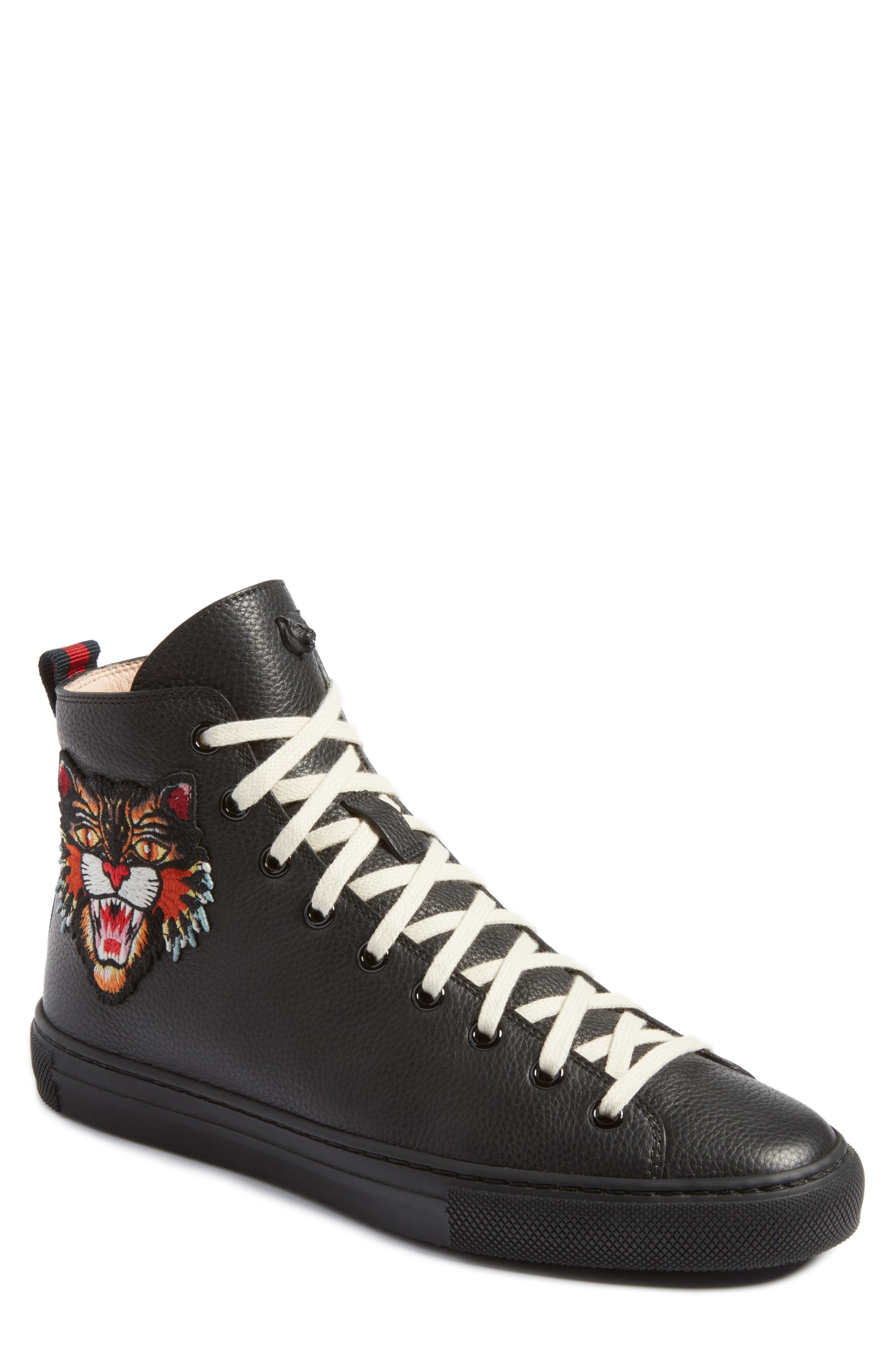 Alternate Image 1 Selected - Gucci Major High Top Sneaker (Men)