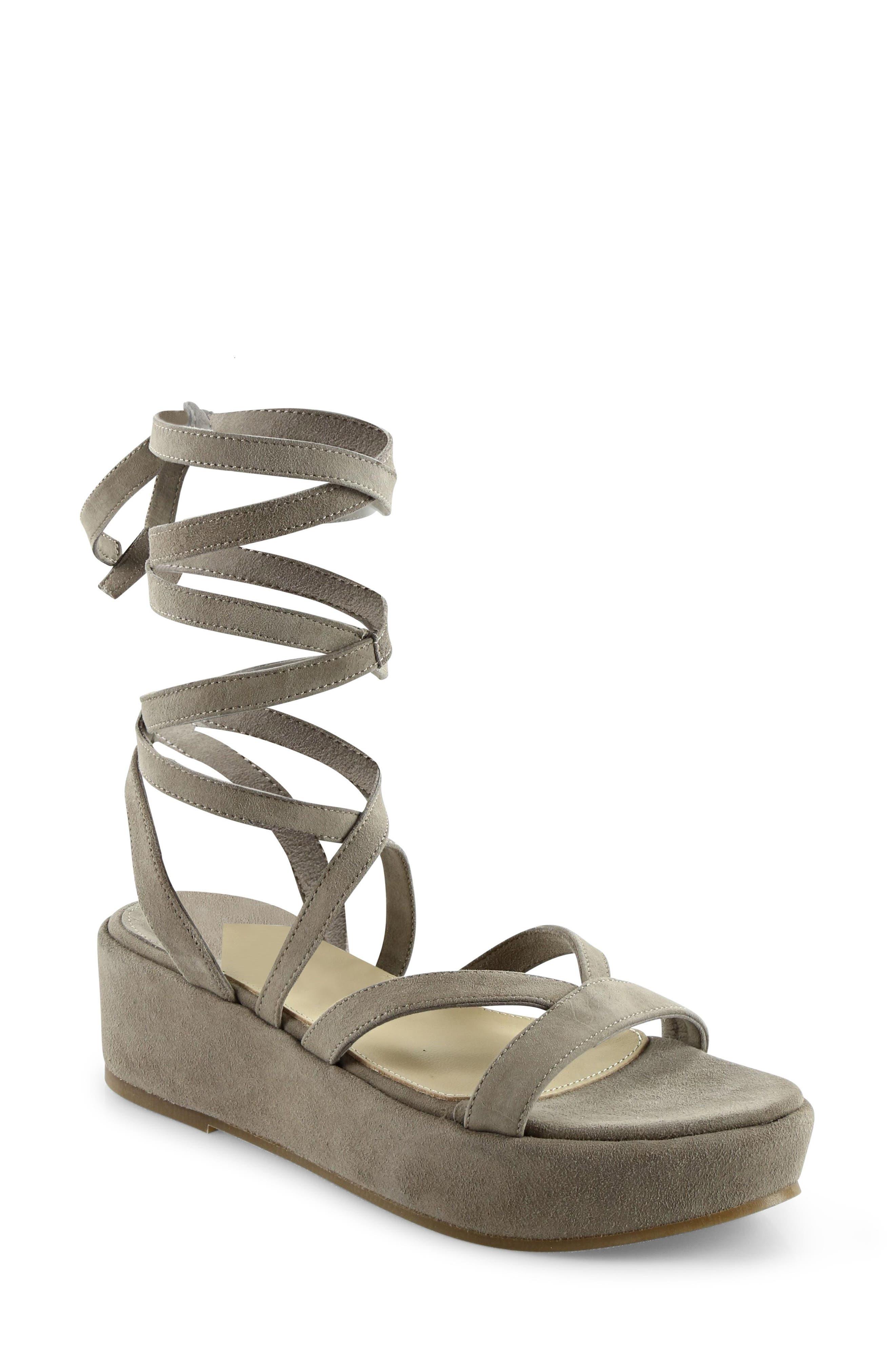 Klik Keri Gladiator Platform Sandal (Women)