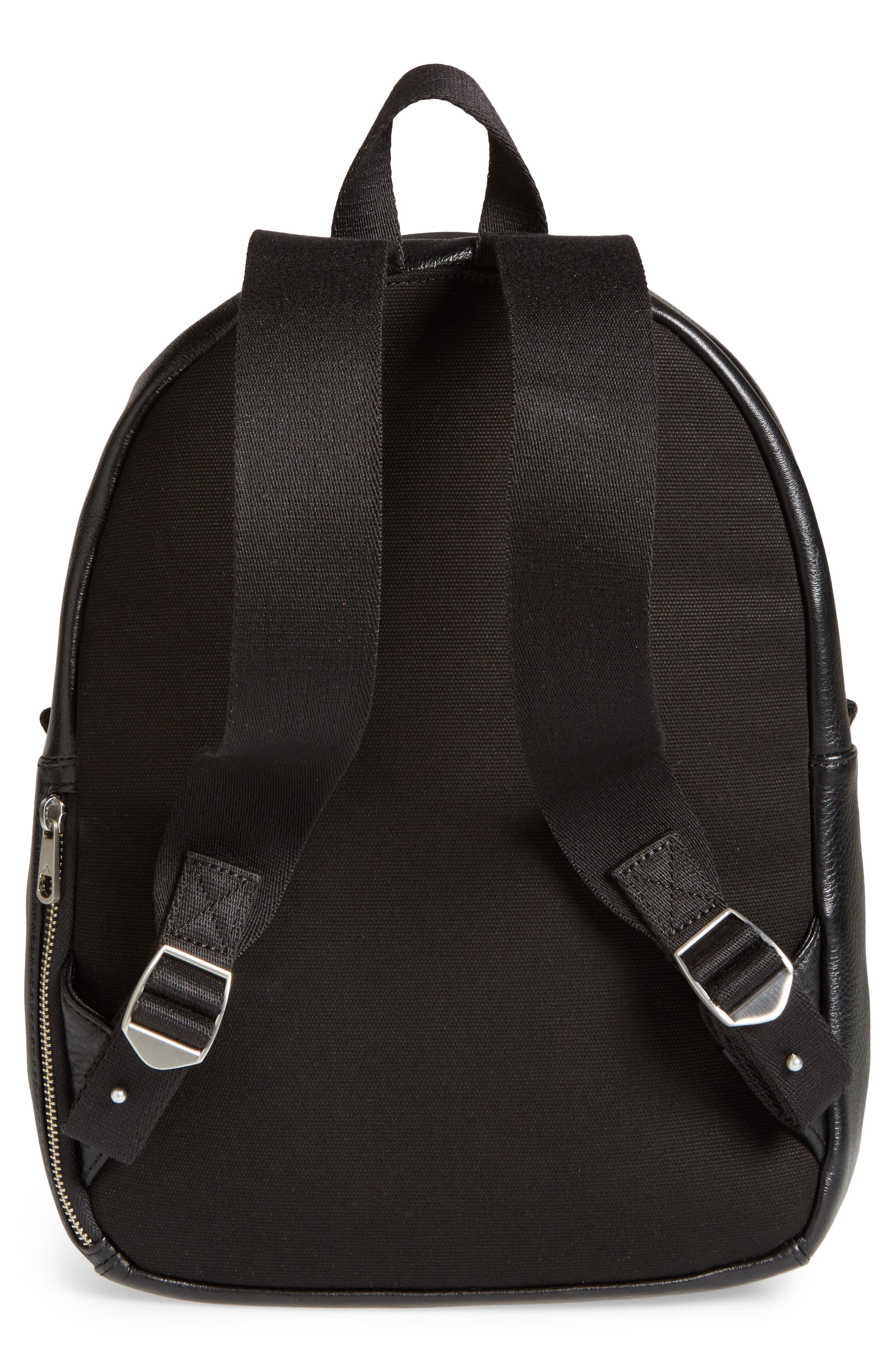 Alternate Image 3  - STATE Bags Greenwood Mini Lorimer Leather Backpack