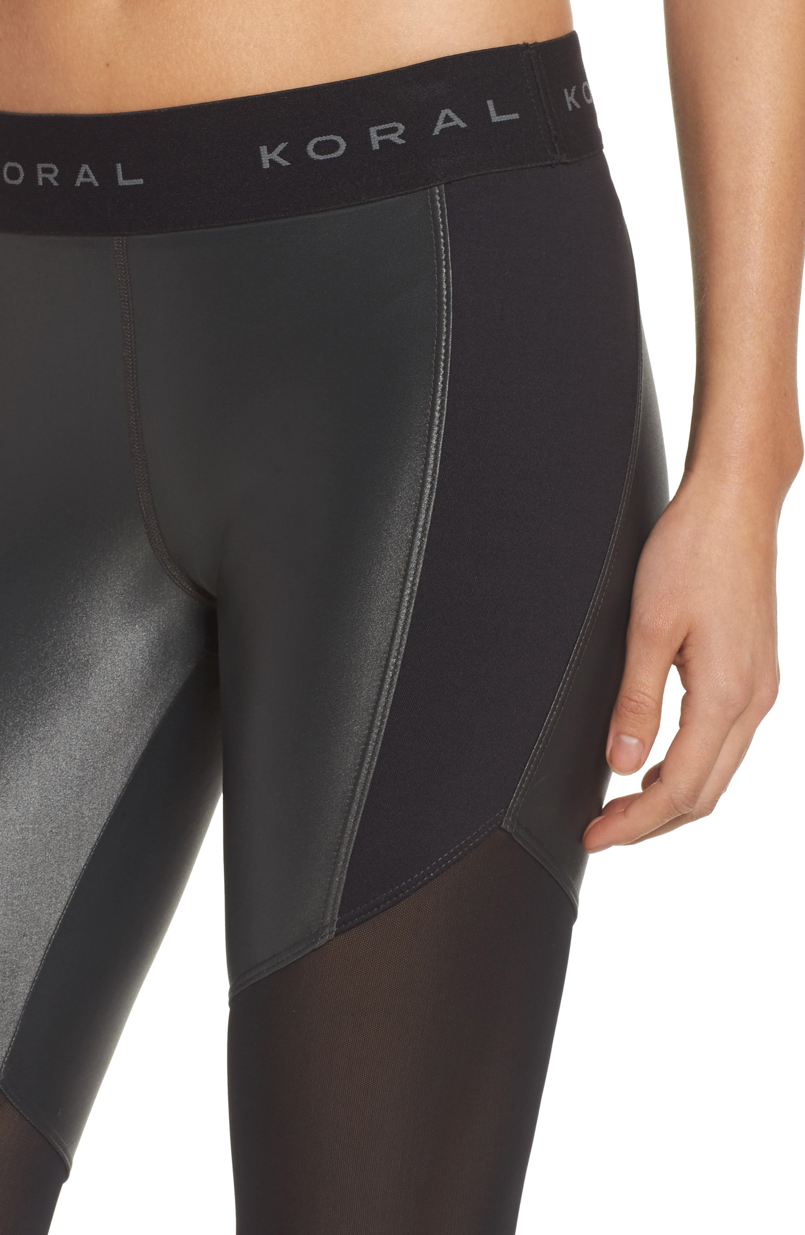 Alternate Image 4  - Koral Restore Leggings