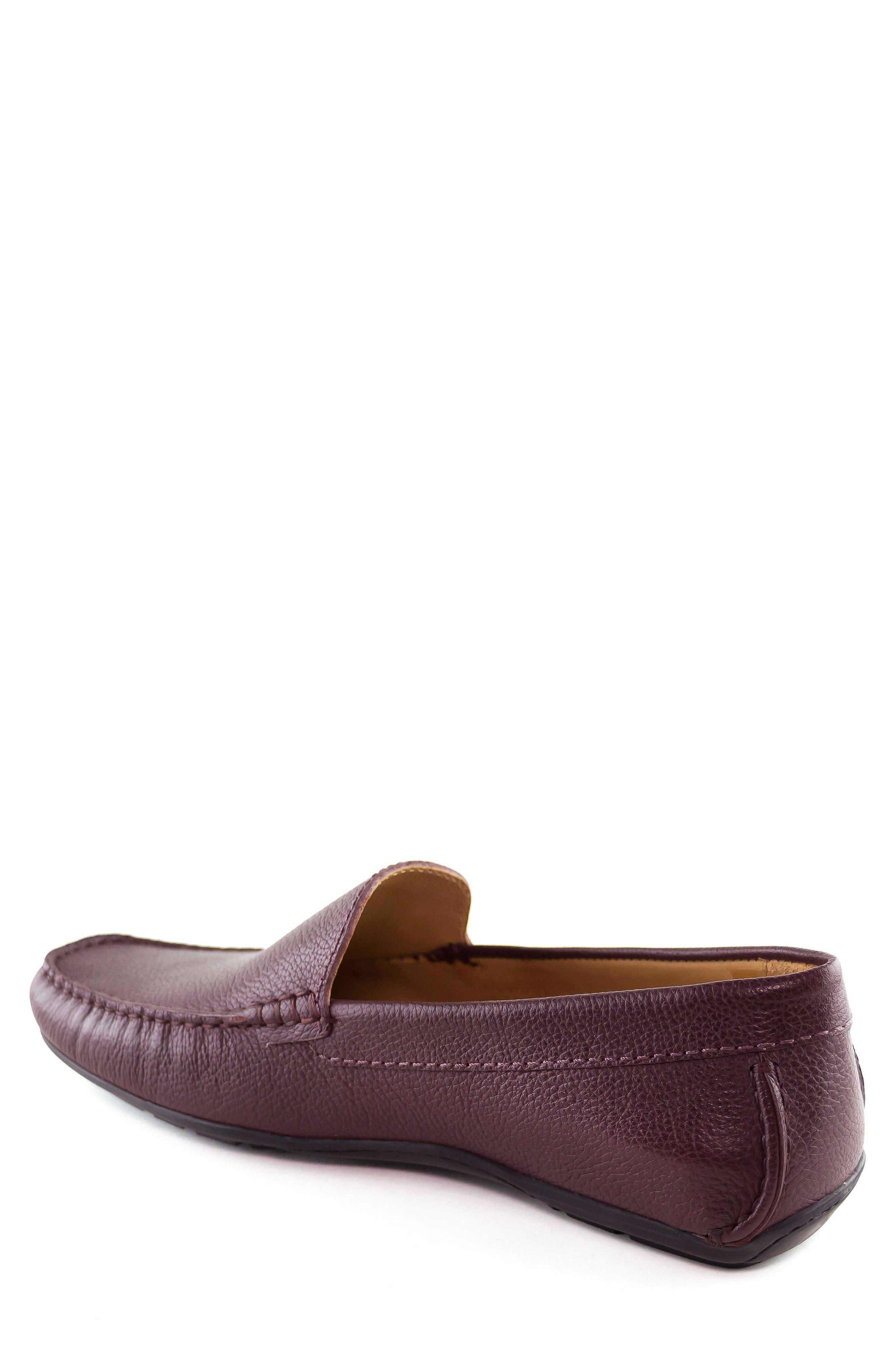 Alternate Image 2  - Marc Joseph New York Venetian Driving Loafer (Men)