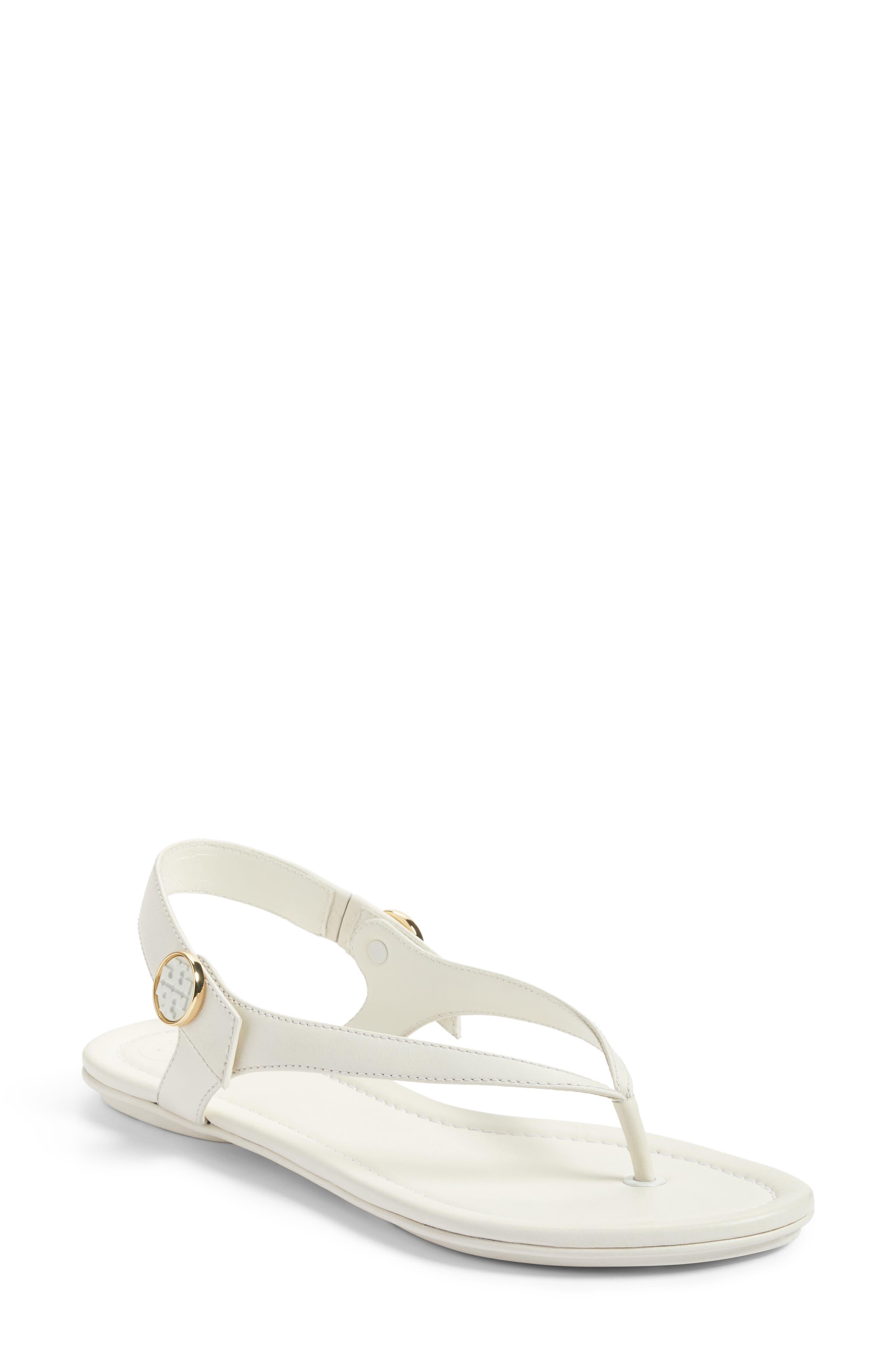Tory Burch Minnie Travel Thong Sandal (Women)