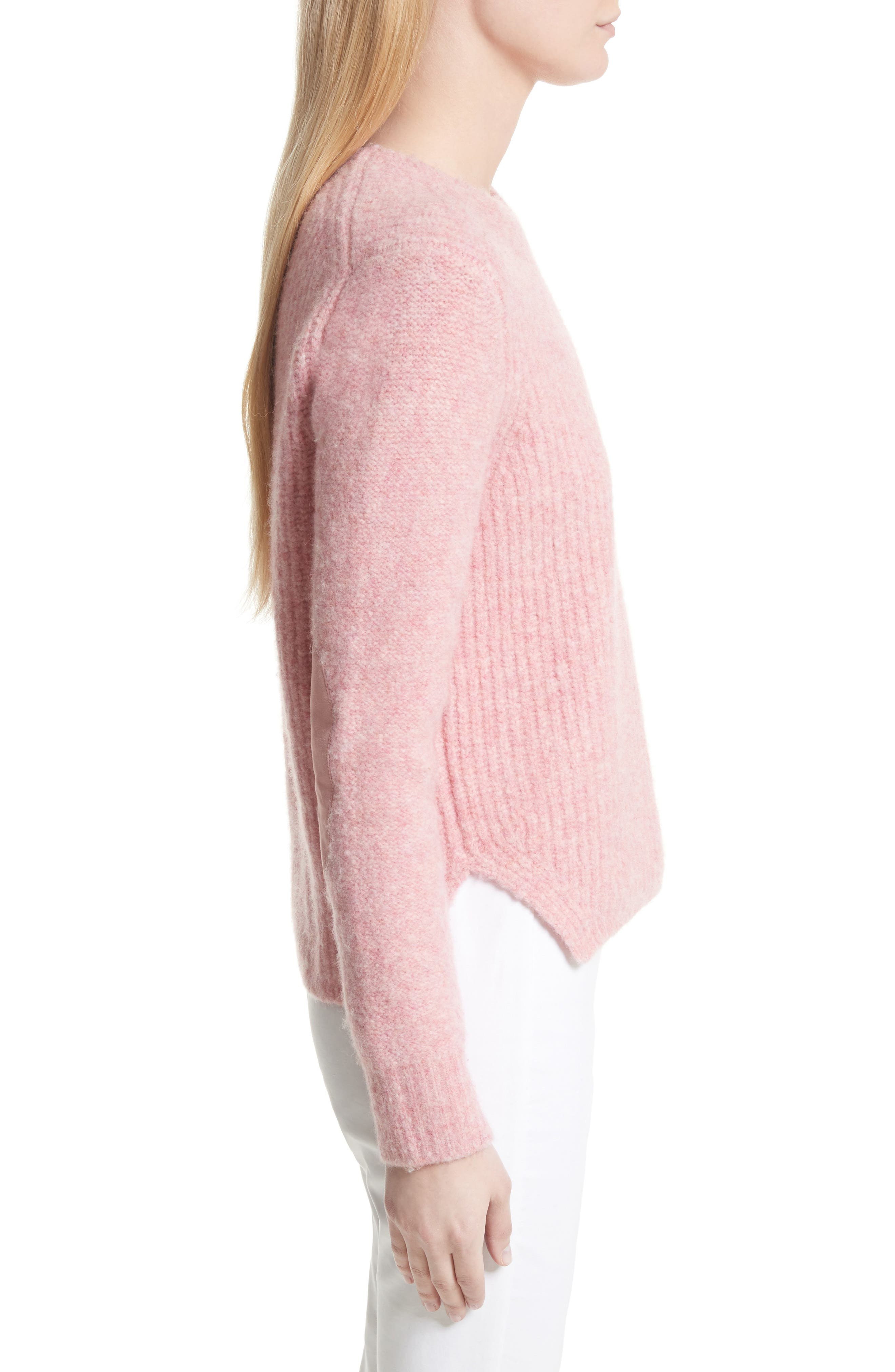 Alternate Image 4  - rag & bone Francie Merino Wool Blend Sweater