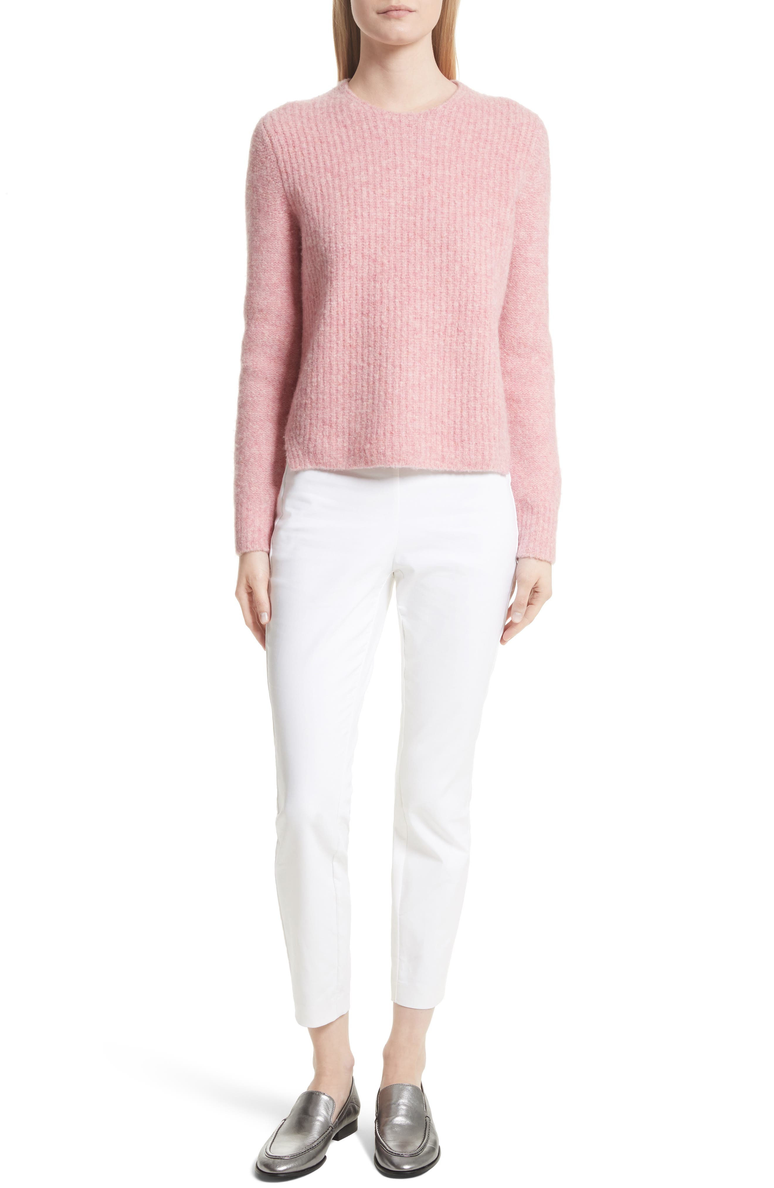 Alternate Image 2  - rag & bone Francie Merino Wool Blend Sweater