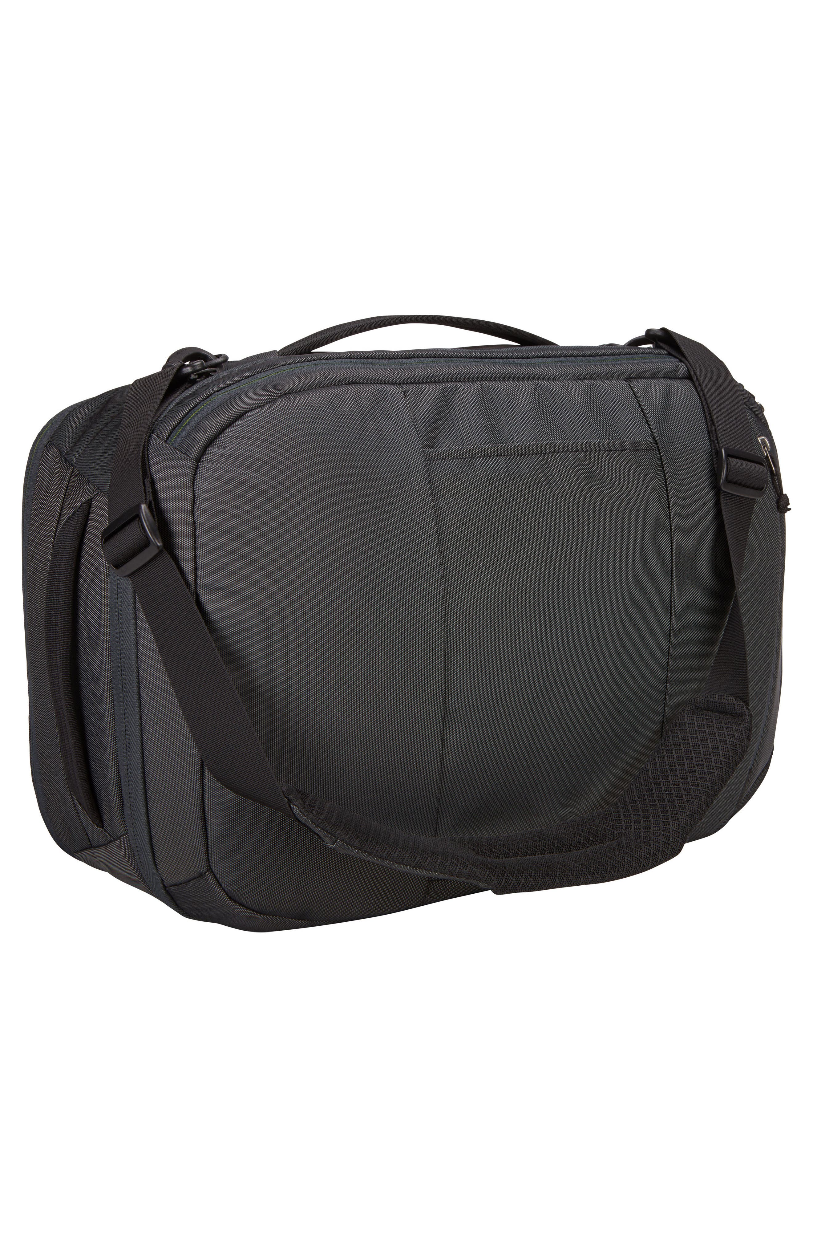 Subterra 40-Liter Convertible Duffel Bag,                             Alternate thumbnail 7, color,                             Dark Shadow