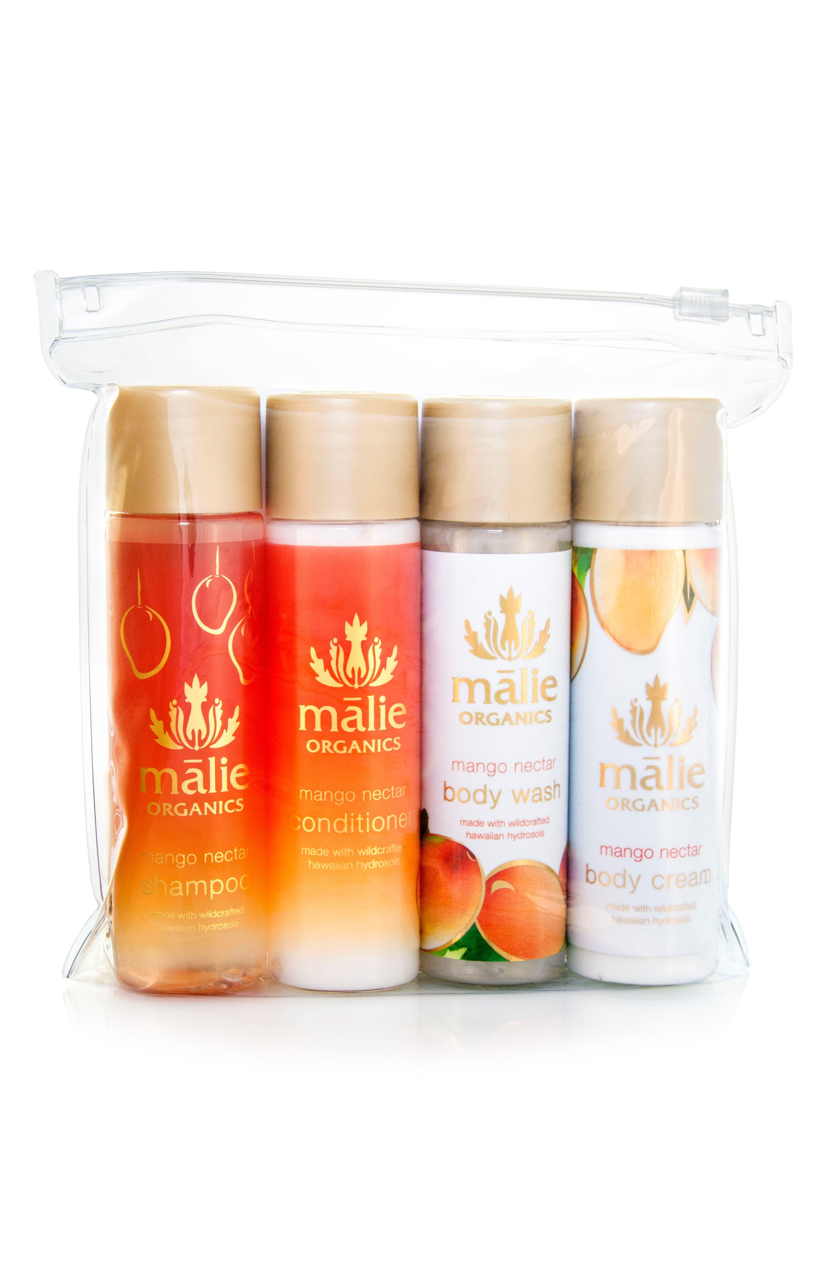 Alternate Image 1 Selected - Malie Organics Mango Nectar Jet Set ($54 Value)