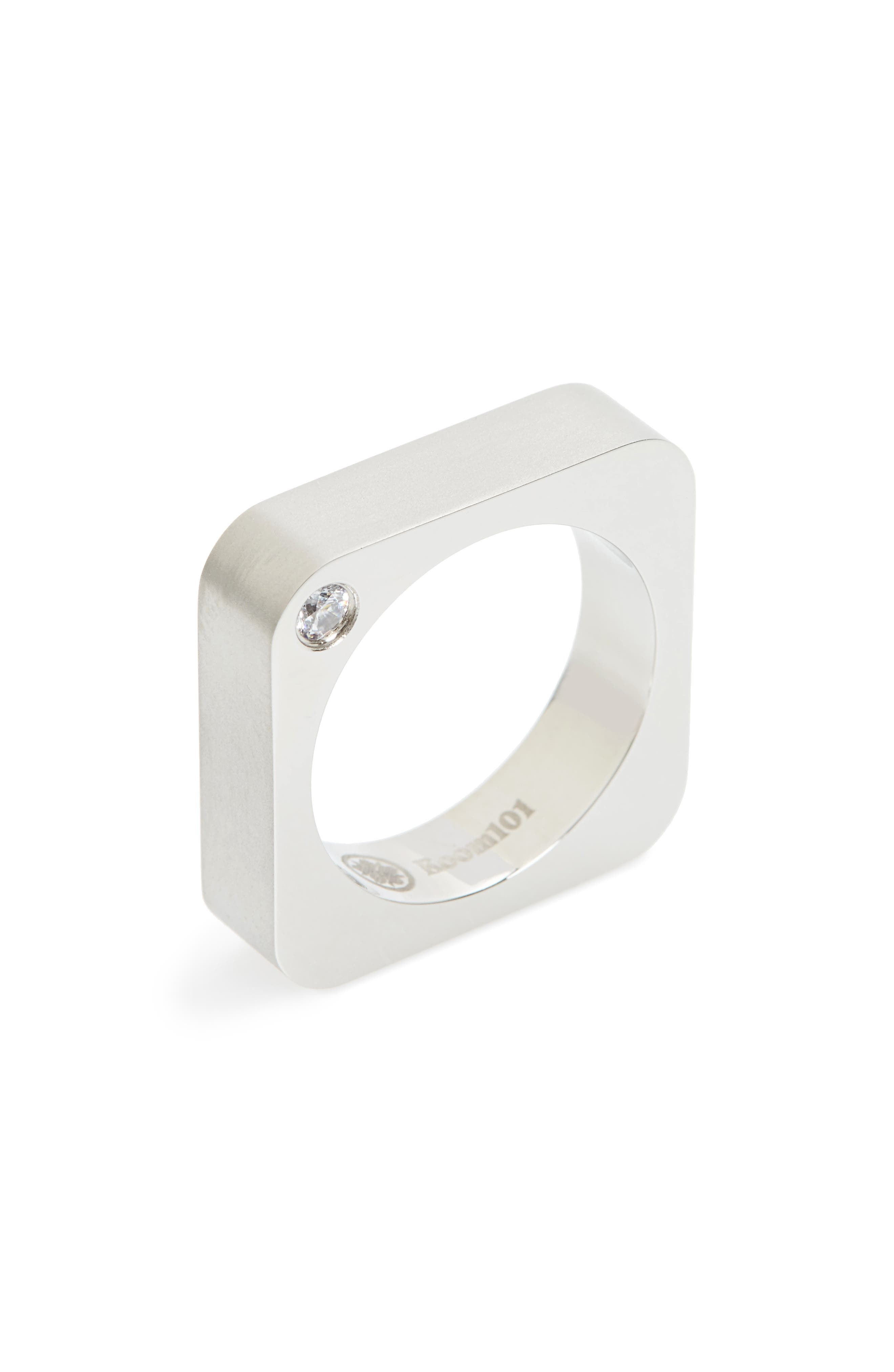 ROOM101 Room 101 Square Ring