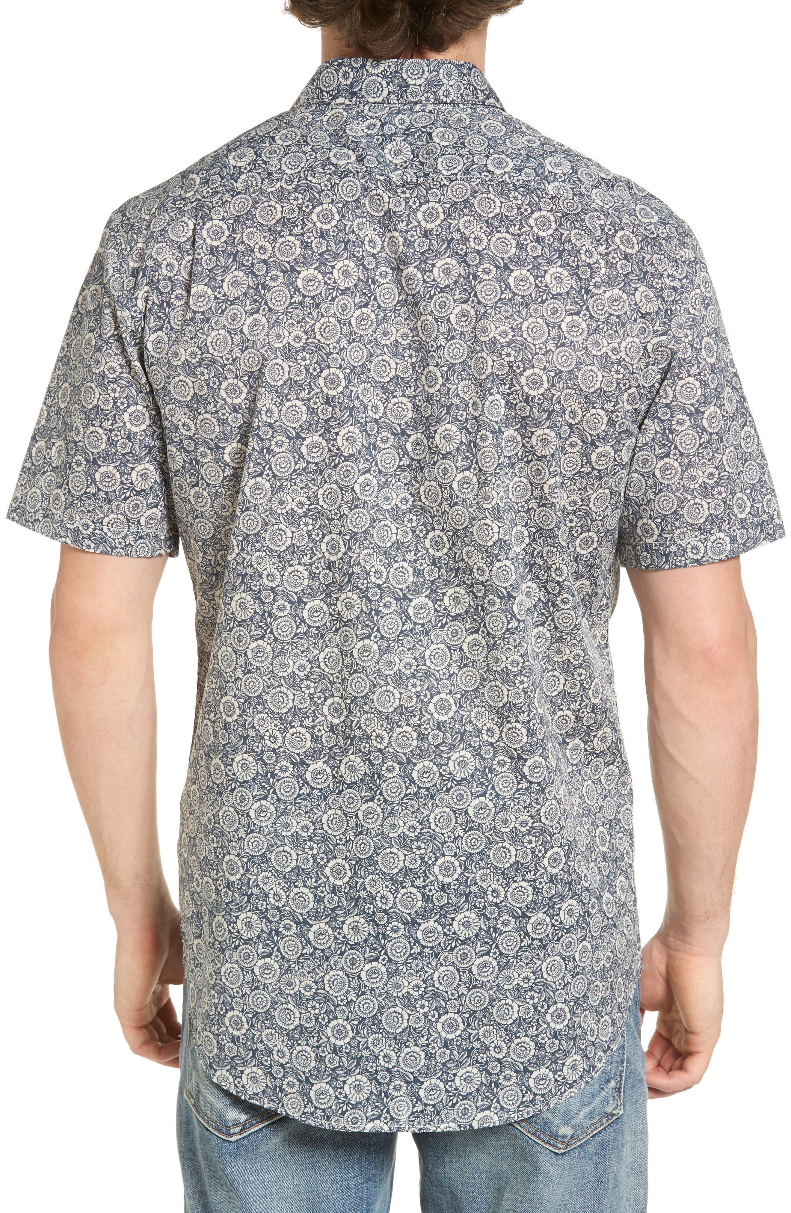 Alternate Image 2  - Billabong Sundays Mini Woven Shirt
