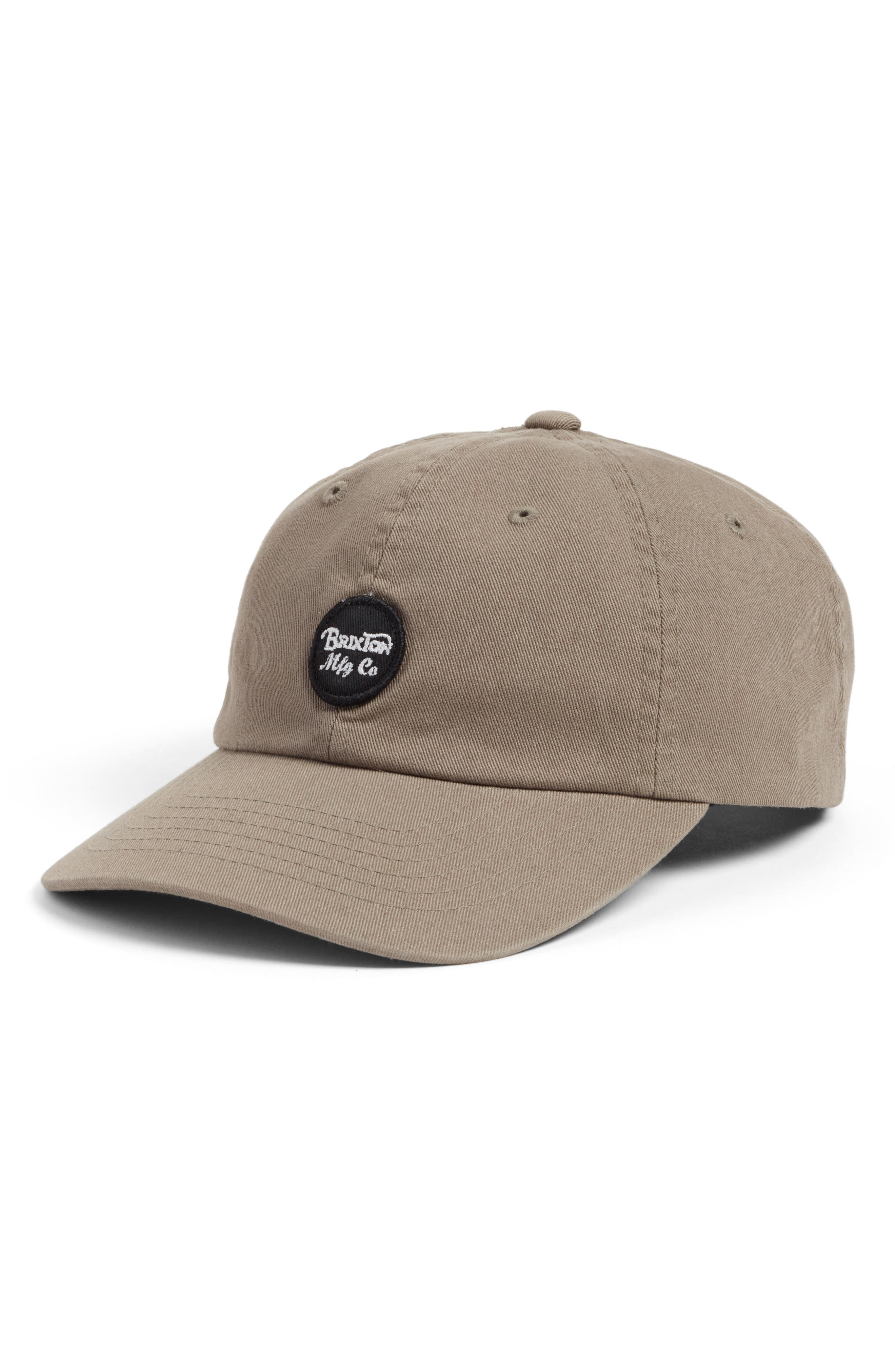 BRIXTON Wheeler Baseball Cap