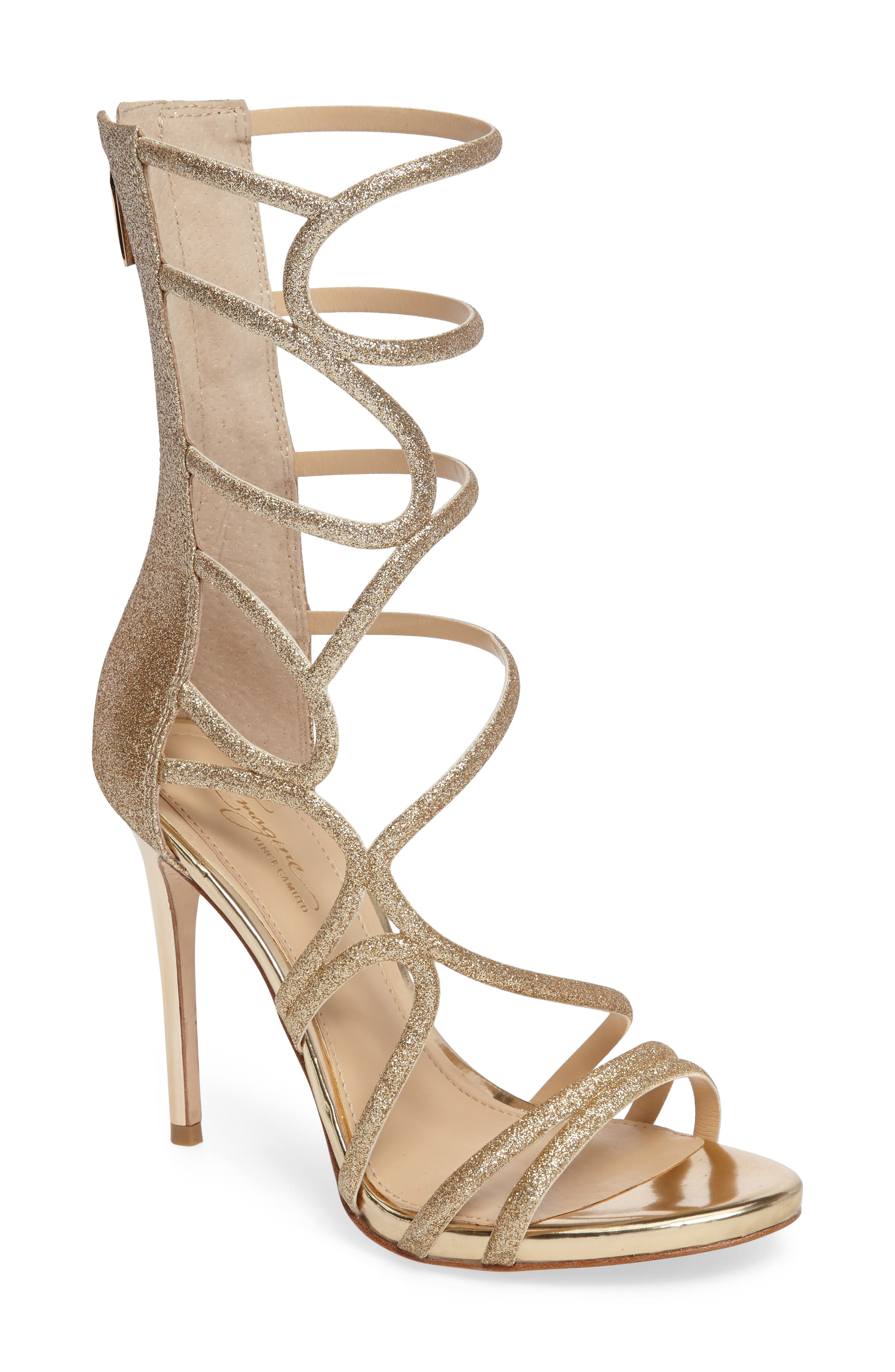 Alternate Image 1 Selected - Imagine Vince Camuto Daisi Sandal (Women)