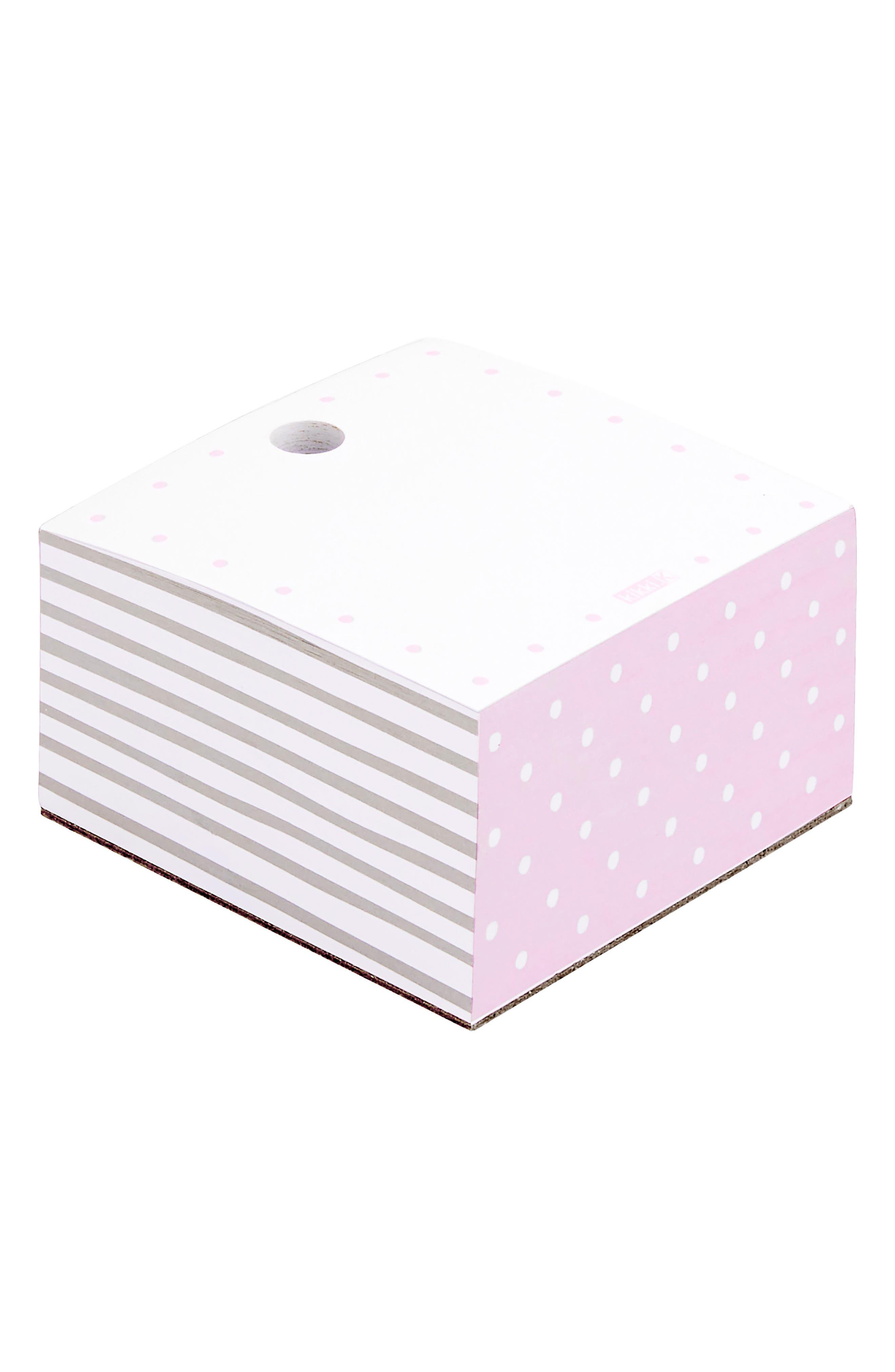 kikki.K Notepad Cube