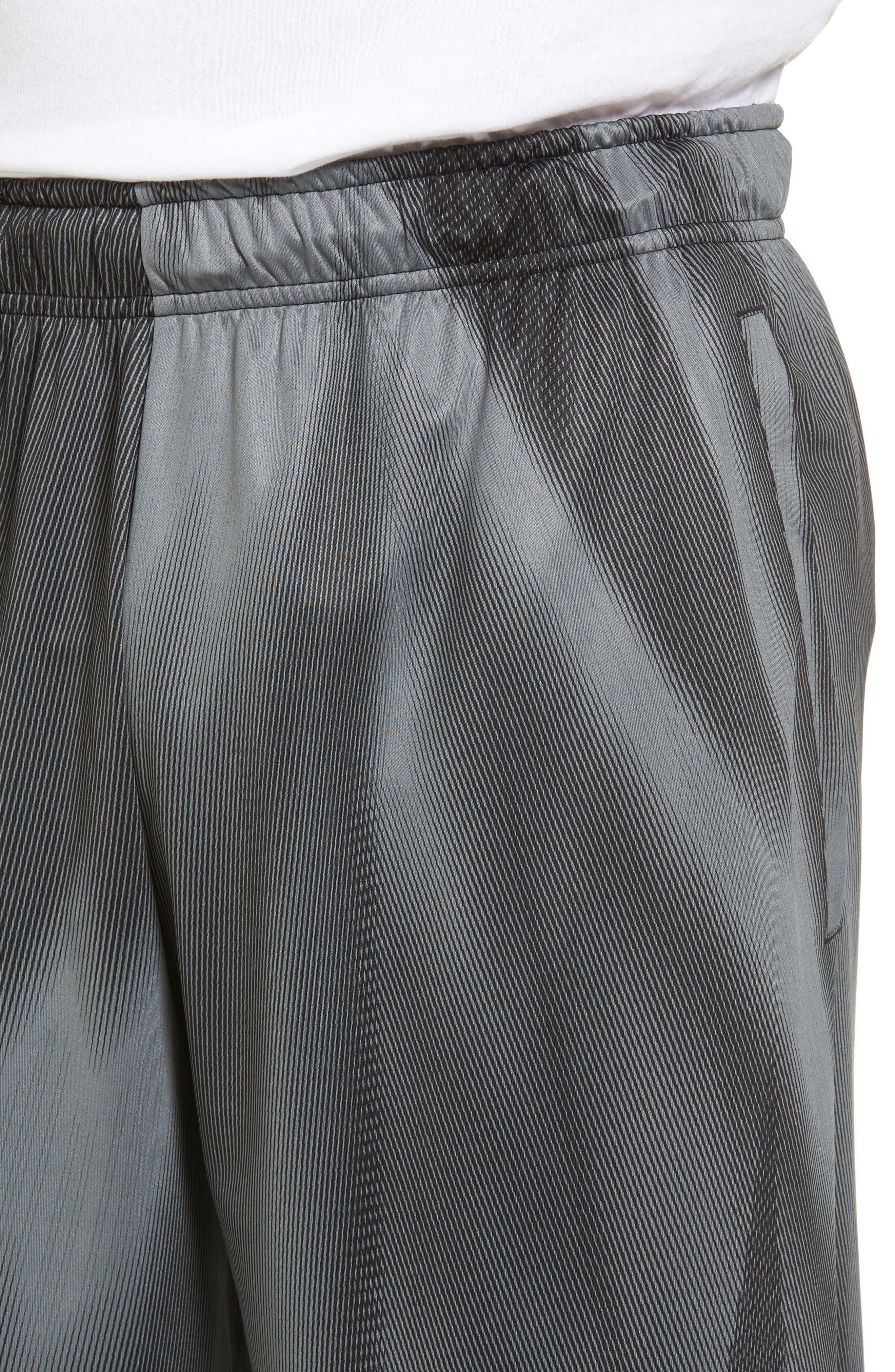 Dry Training Shorts,                             Alternate thumbnail 4, color,                             Black/ Black