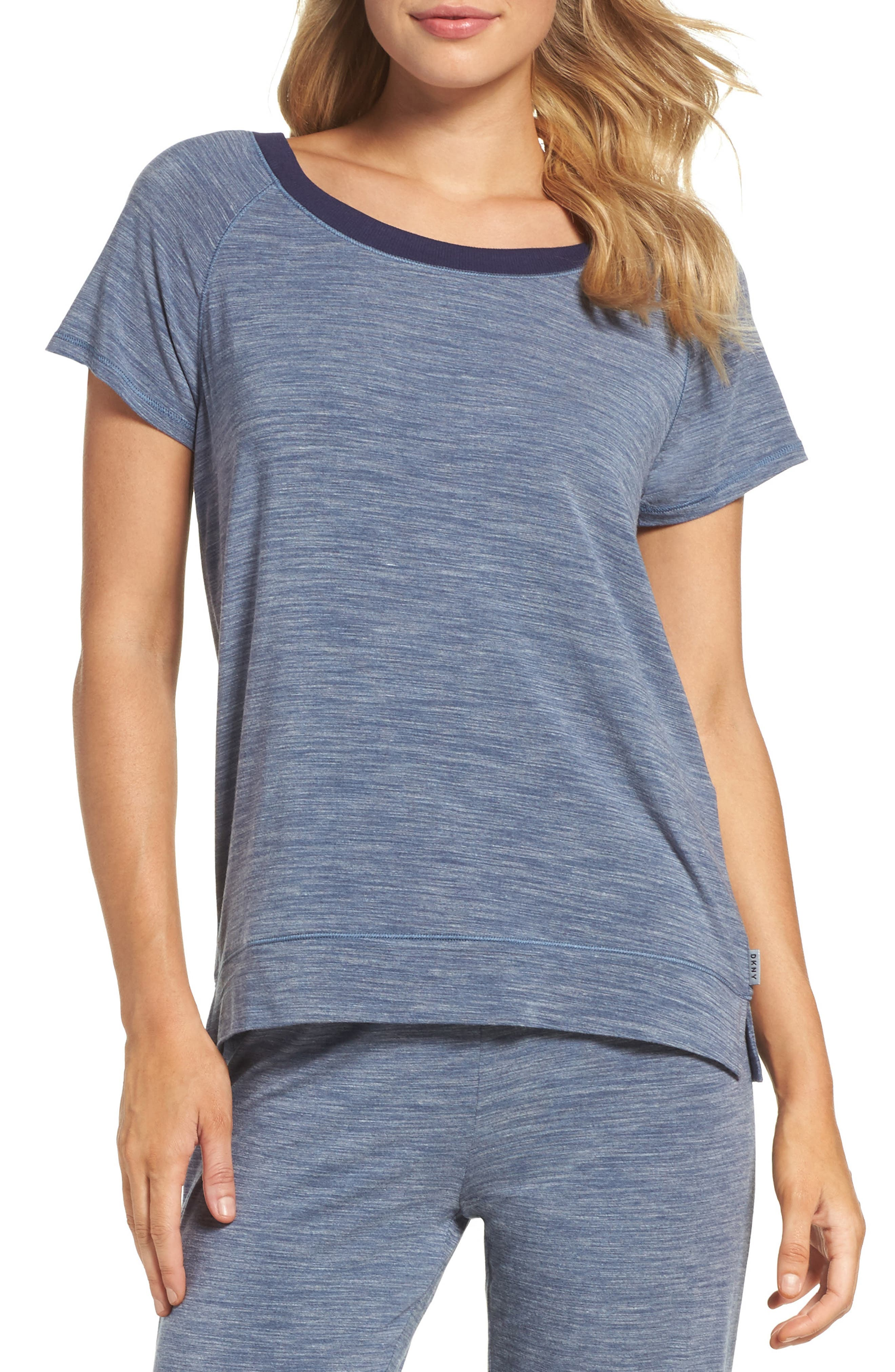 Main Image - DKNY City Essentials Lounge Top