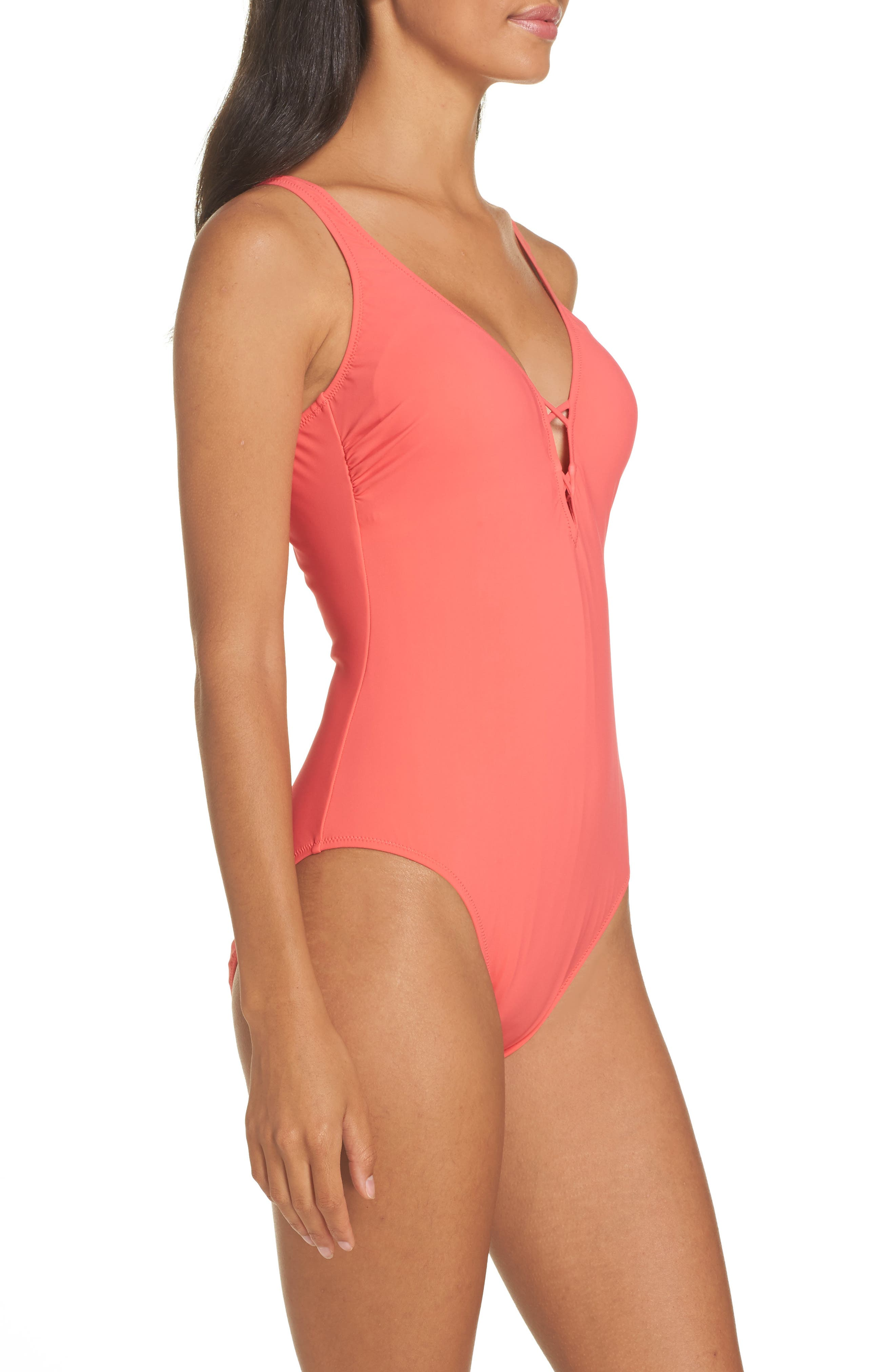 Alternate Image 3  - Profile by Gottex Java One-Piece Swimsuit