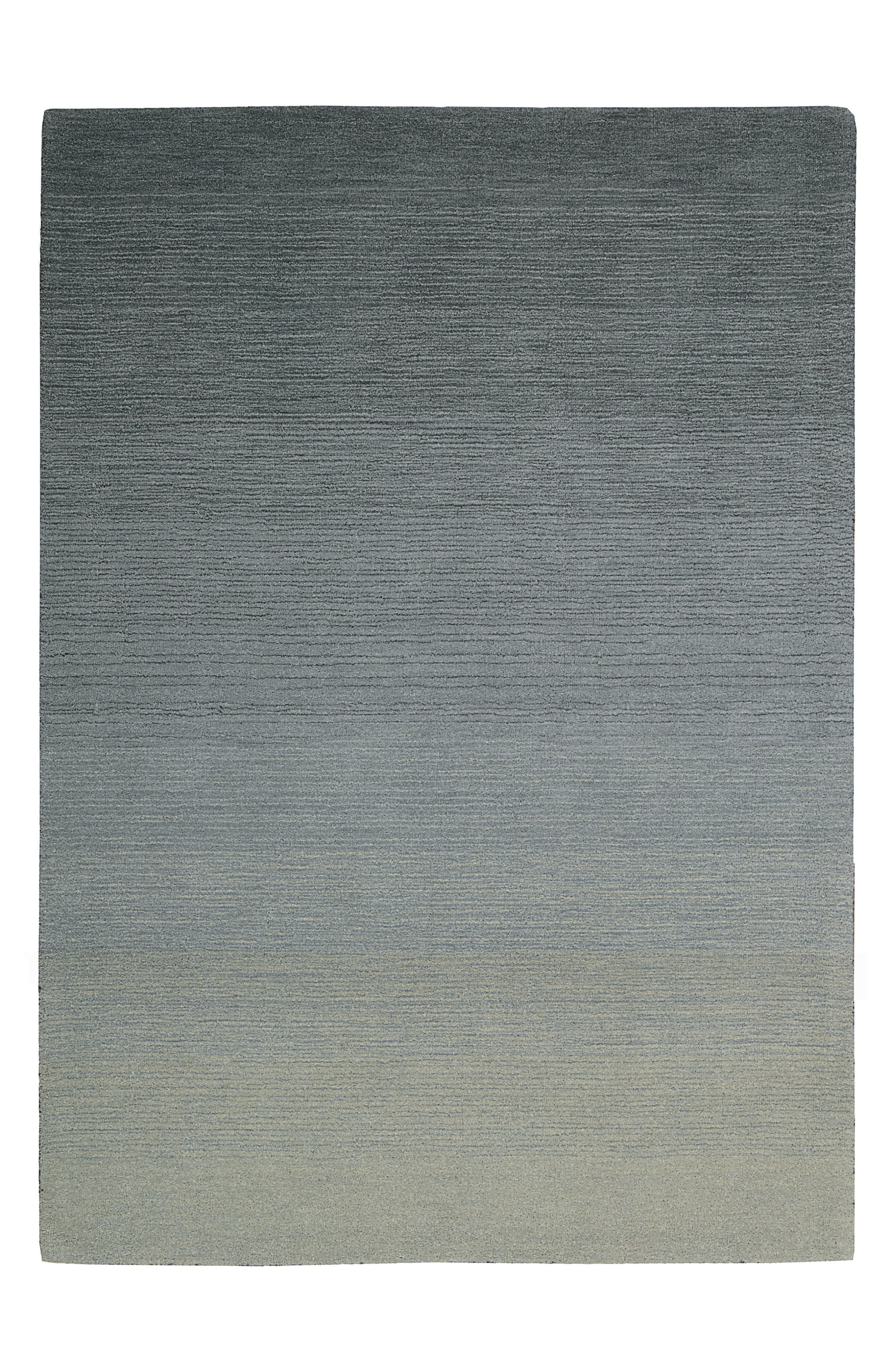 Haze Smoke Wool Area Rug,                         Main,                         color, Brook