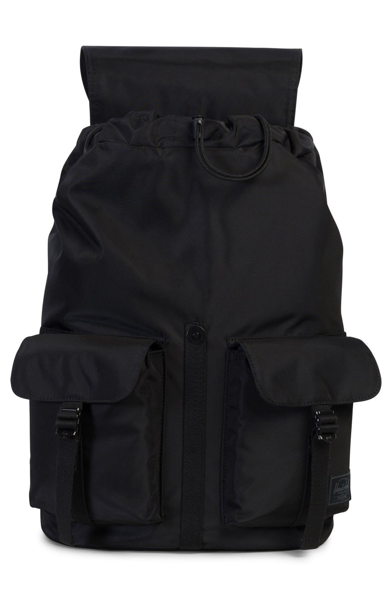 Dawson Surplus Collection Backpack,                             Alternate thumbnail 3, color,                             Black
