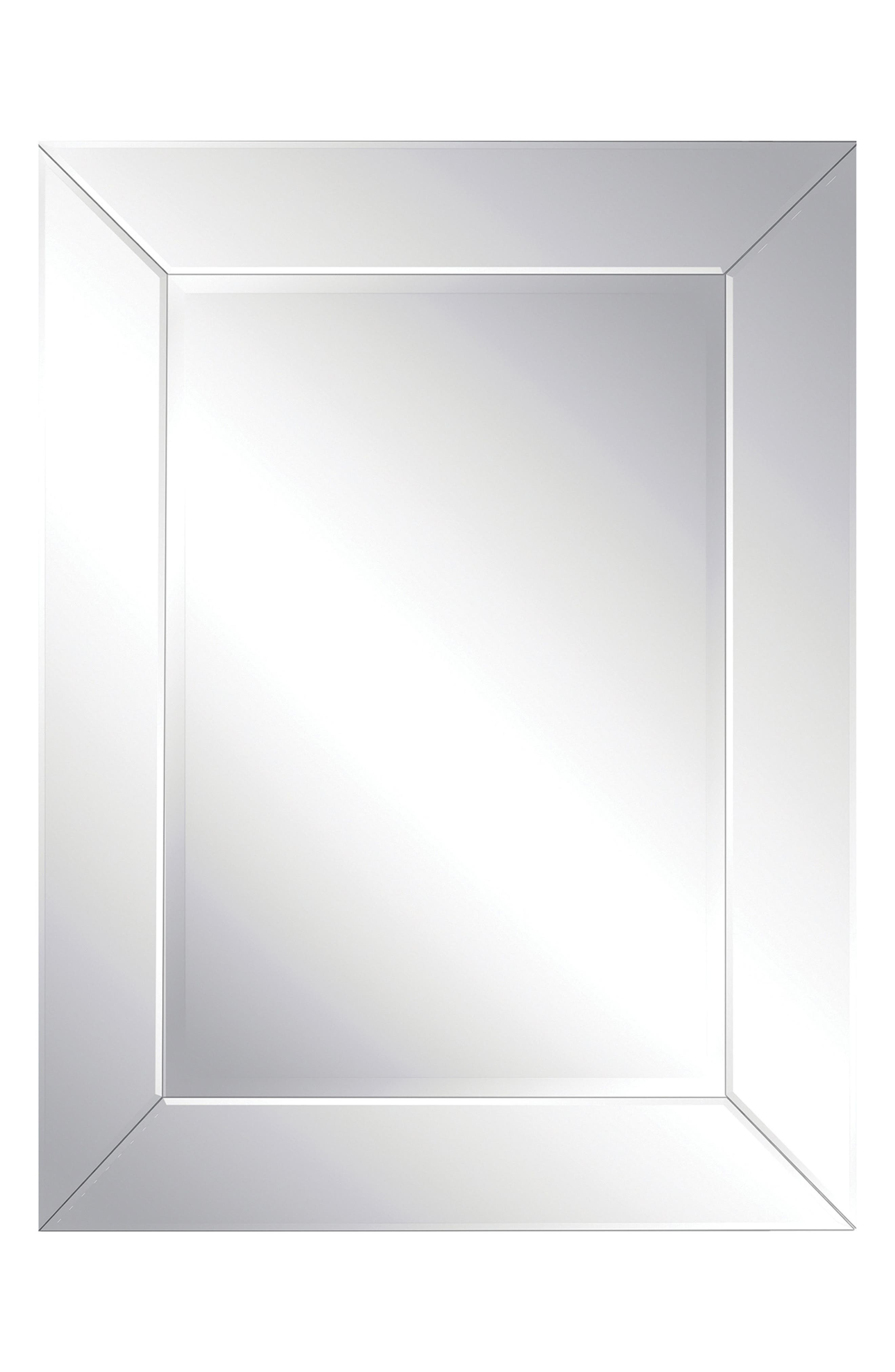 Tribeca Mirror,                         Main,                         color, Clear