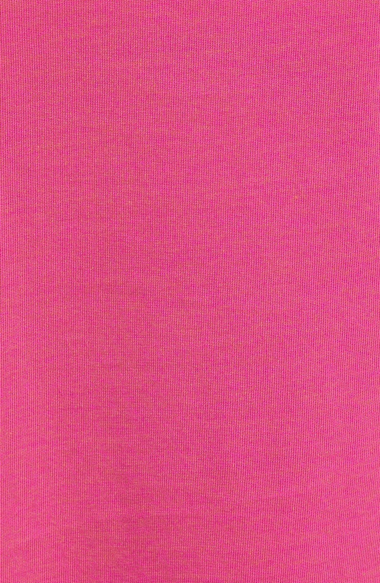 Alternate Image 5  - KENZO Tiger Print Cotton Tee