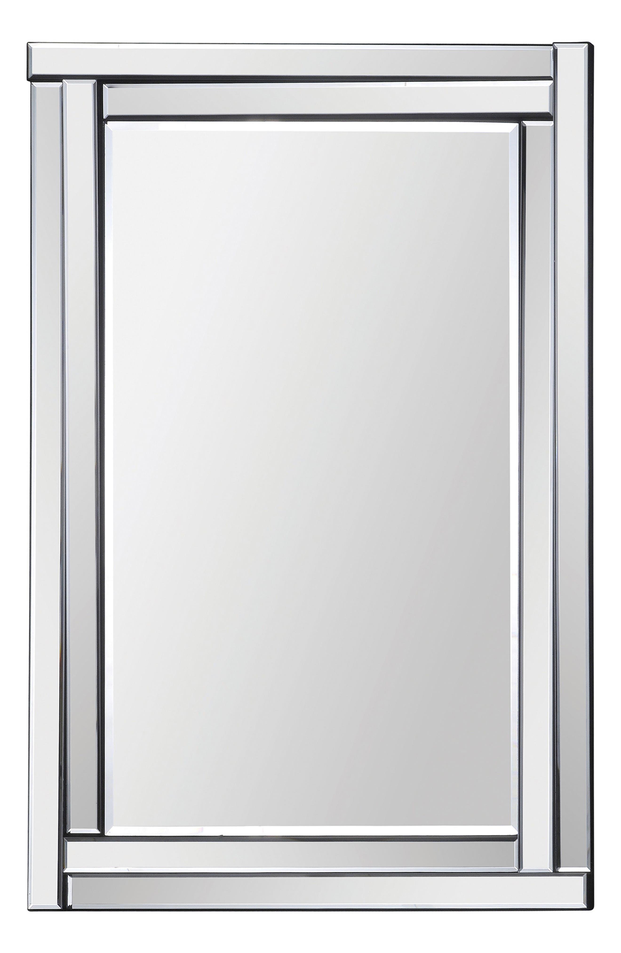 Ava Mirror,                         Main,                         color, Clear