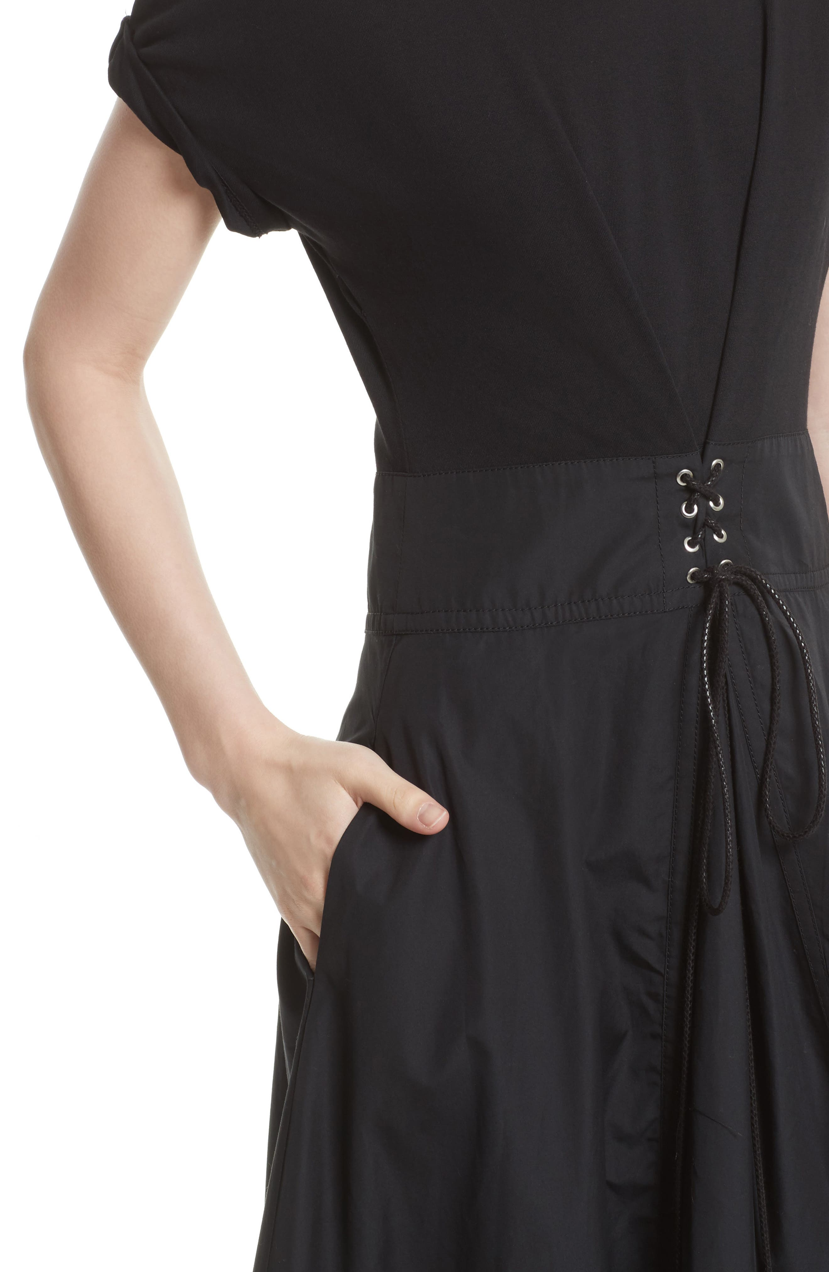 Alternate Image 4  - 3.1 Phillip Lim Corset Waist Dress