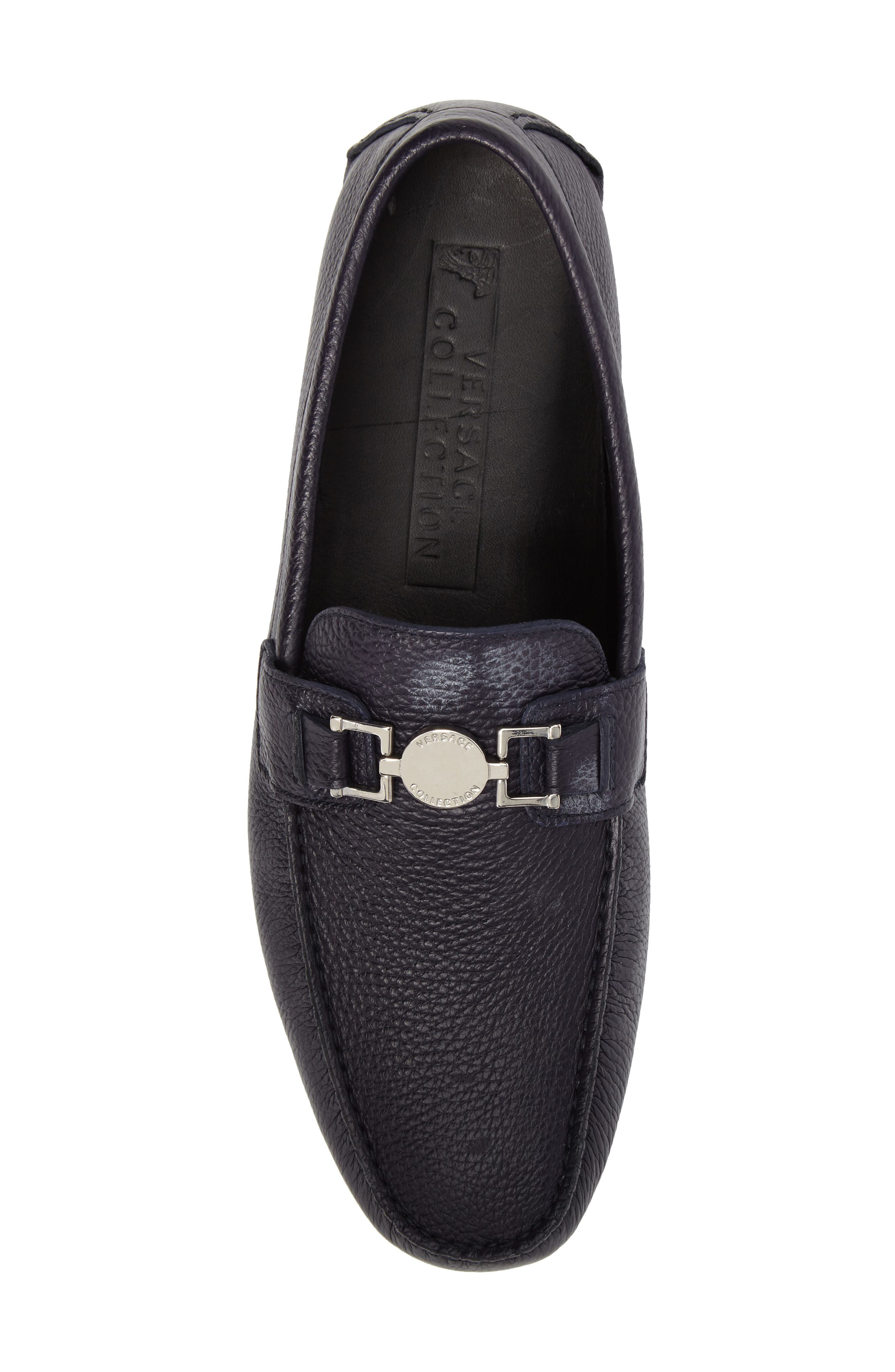 Alternate Image 5  - Versace Driving Shoe (Men)