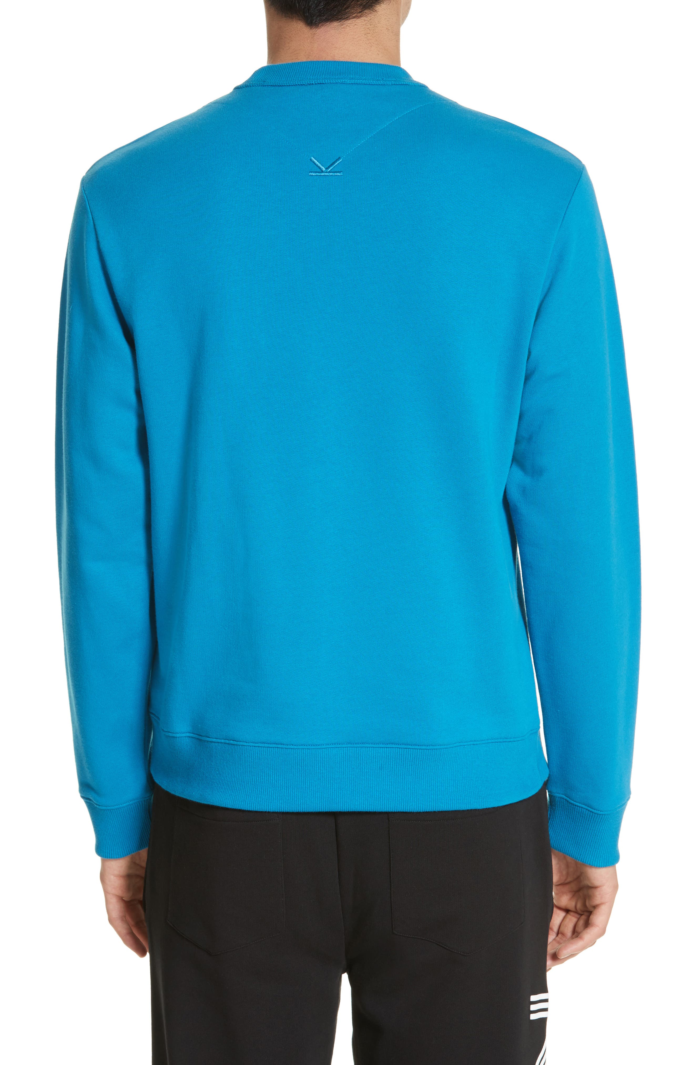 Alternate Image 2  - KENZO Cotton Pullover