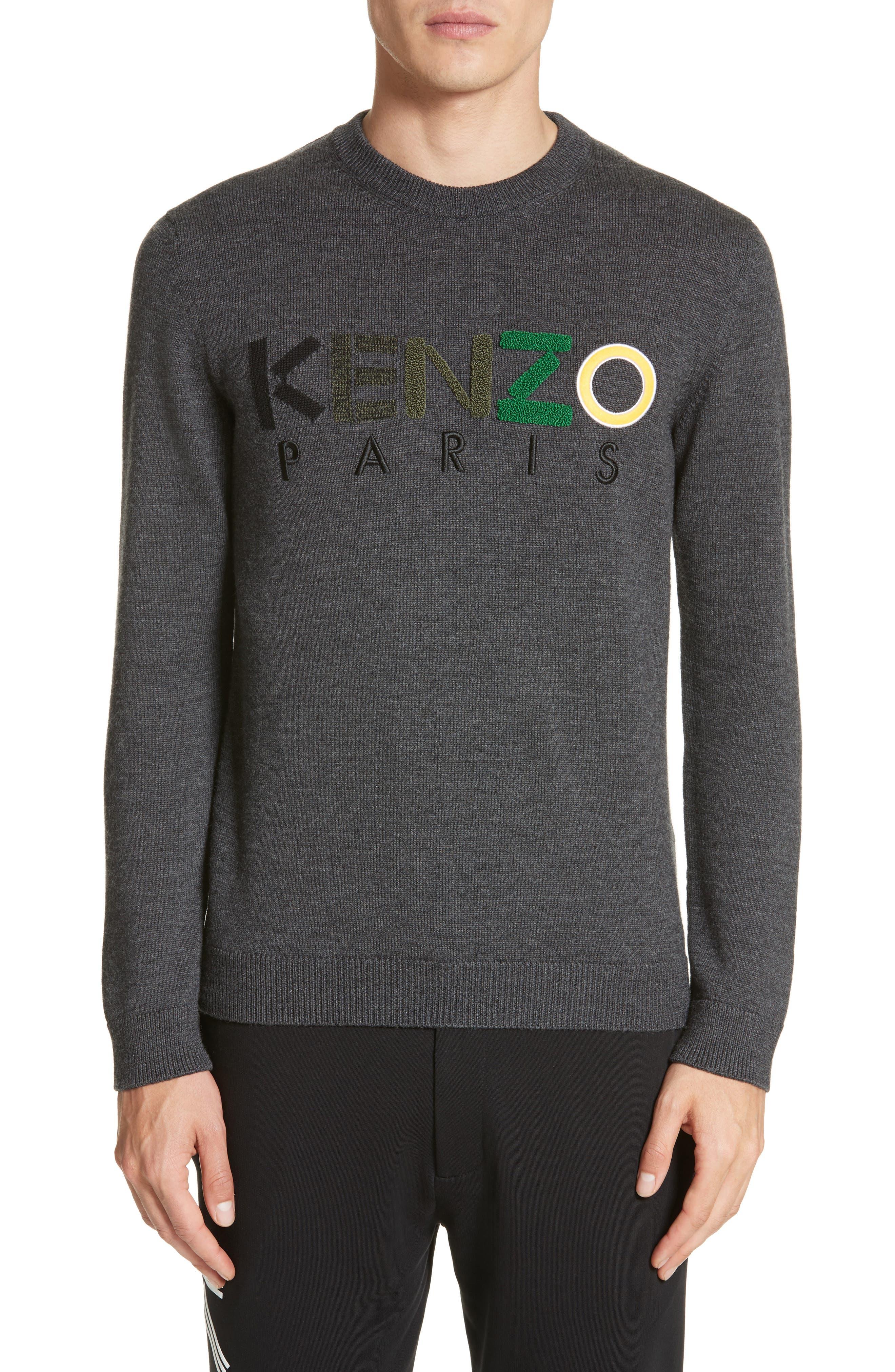 KENZO Wool Logo Sweater