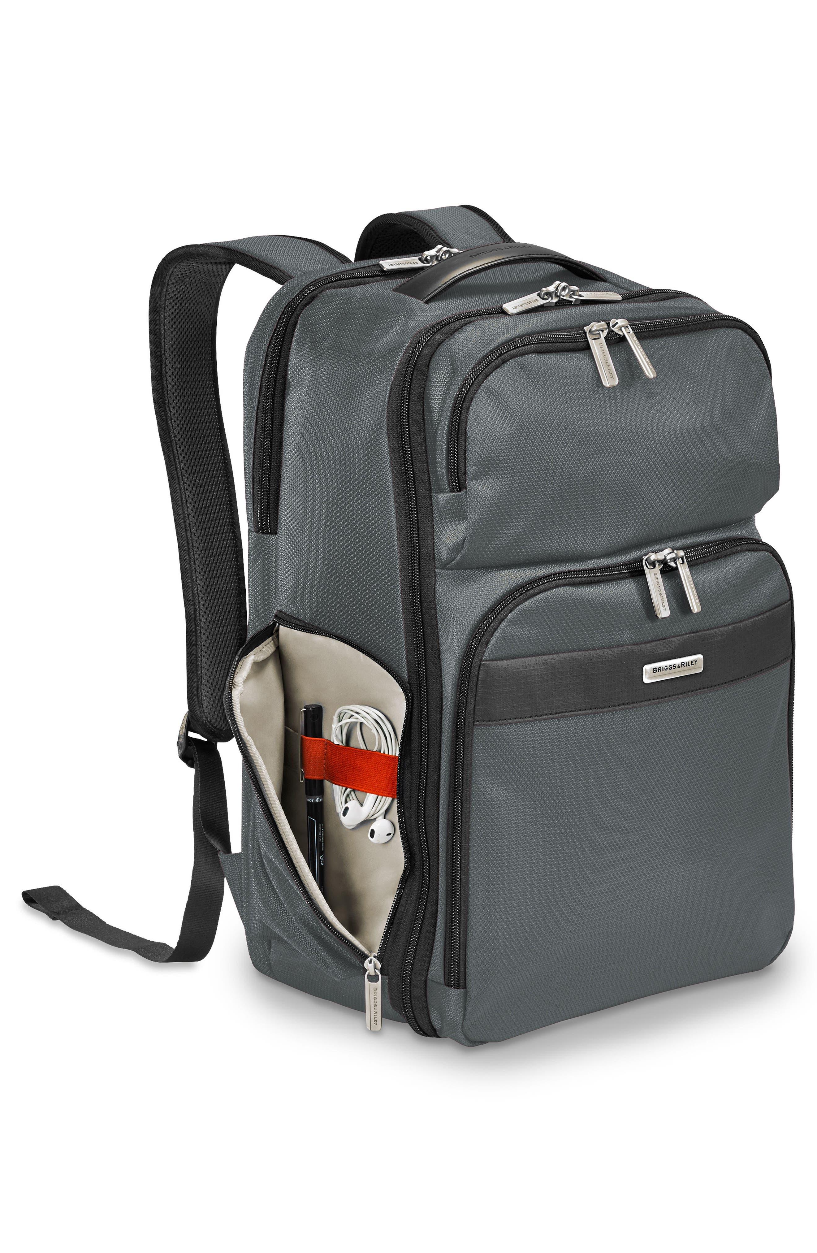 Alternate Image 7  - Briggs & Riley Transcend 400 Cargo Backpack