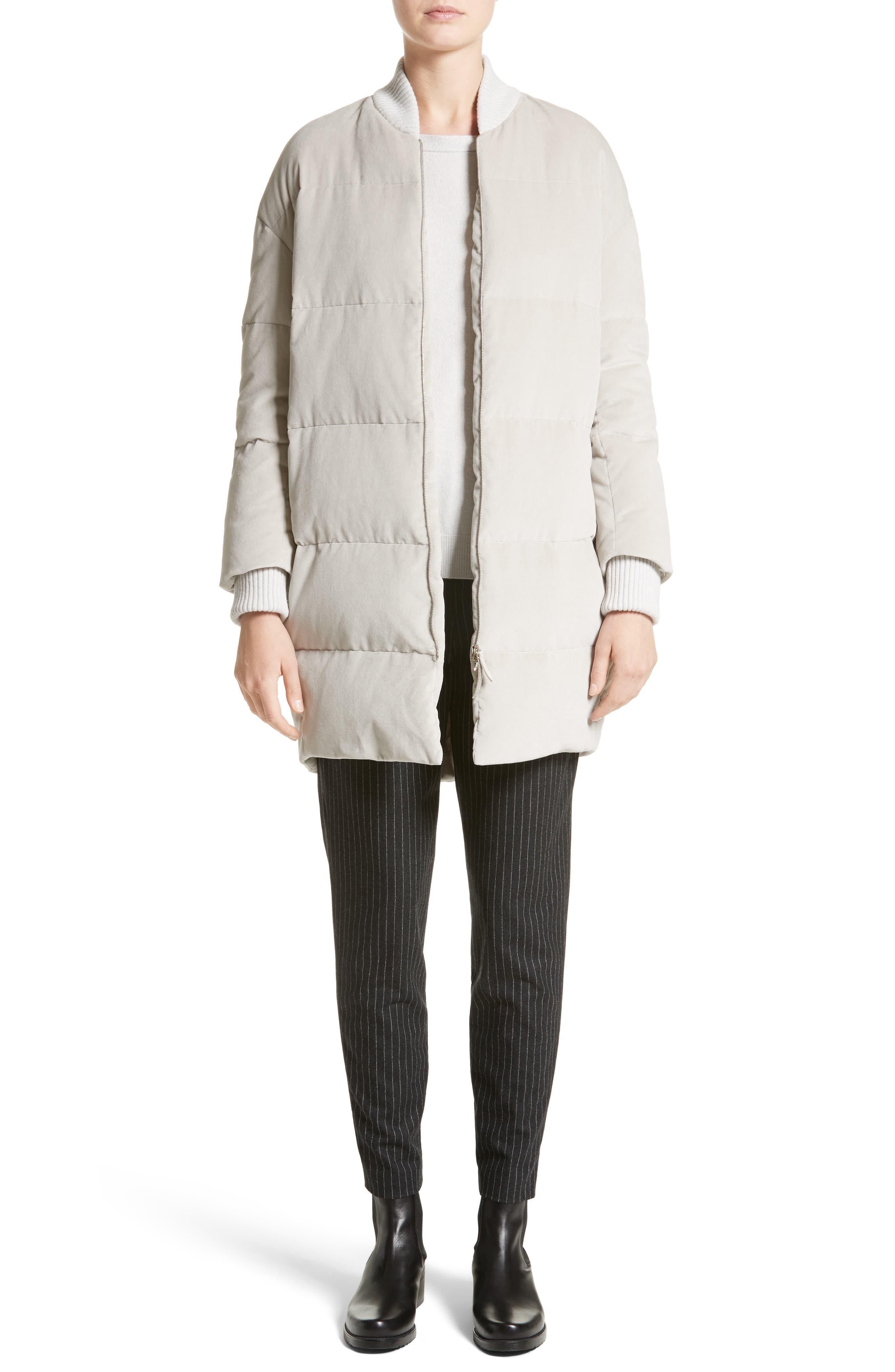 Alternate Image 7  - Fabiana Filippi Wool, Silk & Cashmere Sweater