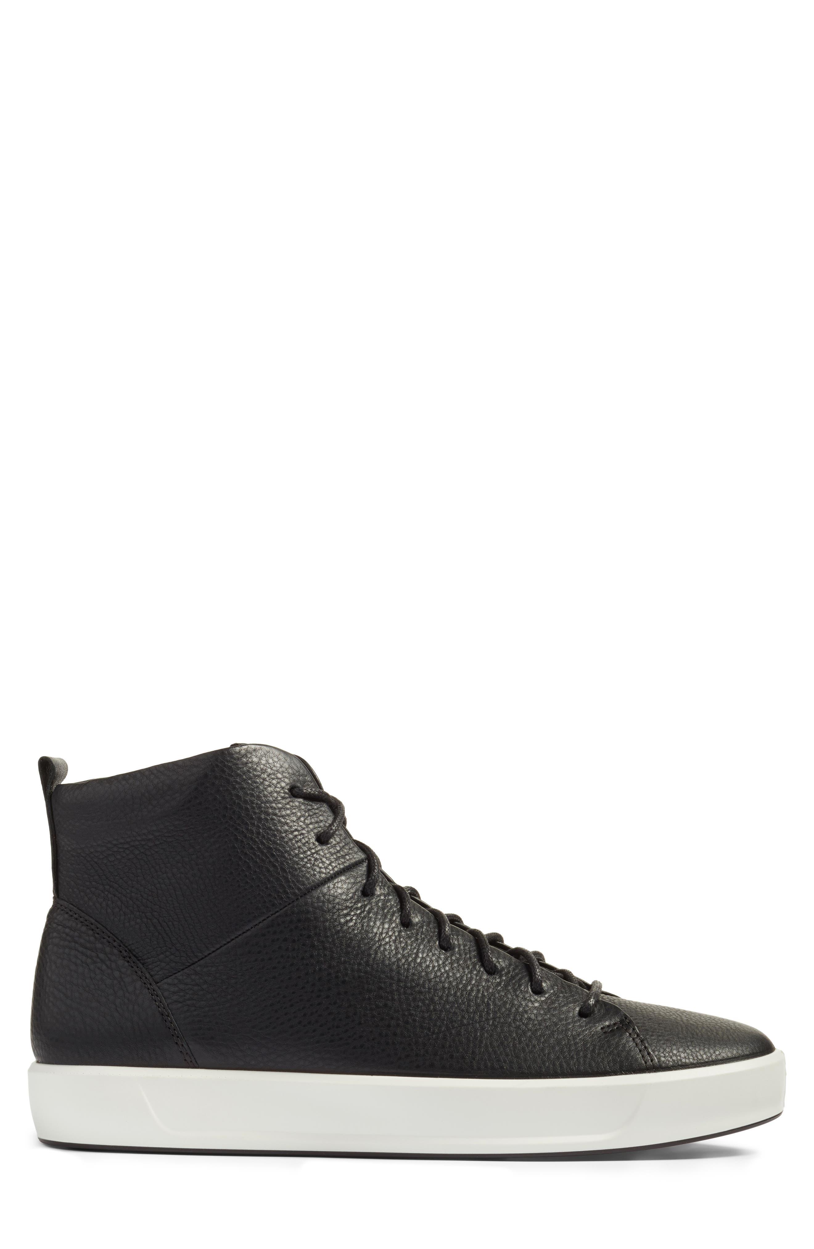 Soft 8 Sneaker,                             Alternate thumbnail 3, color,                             New Black