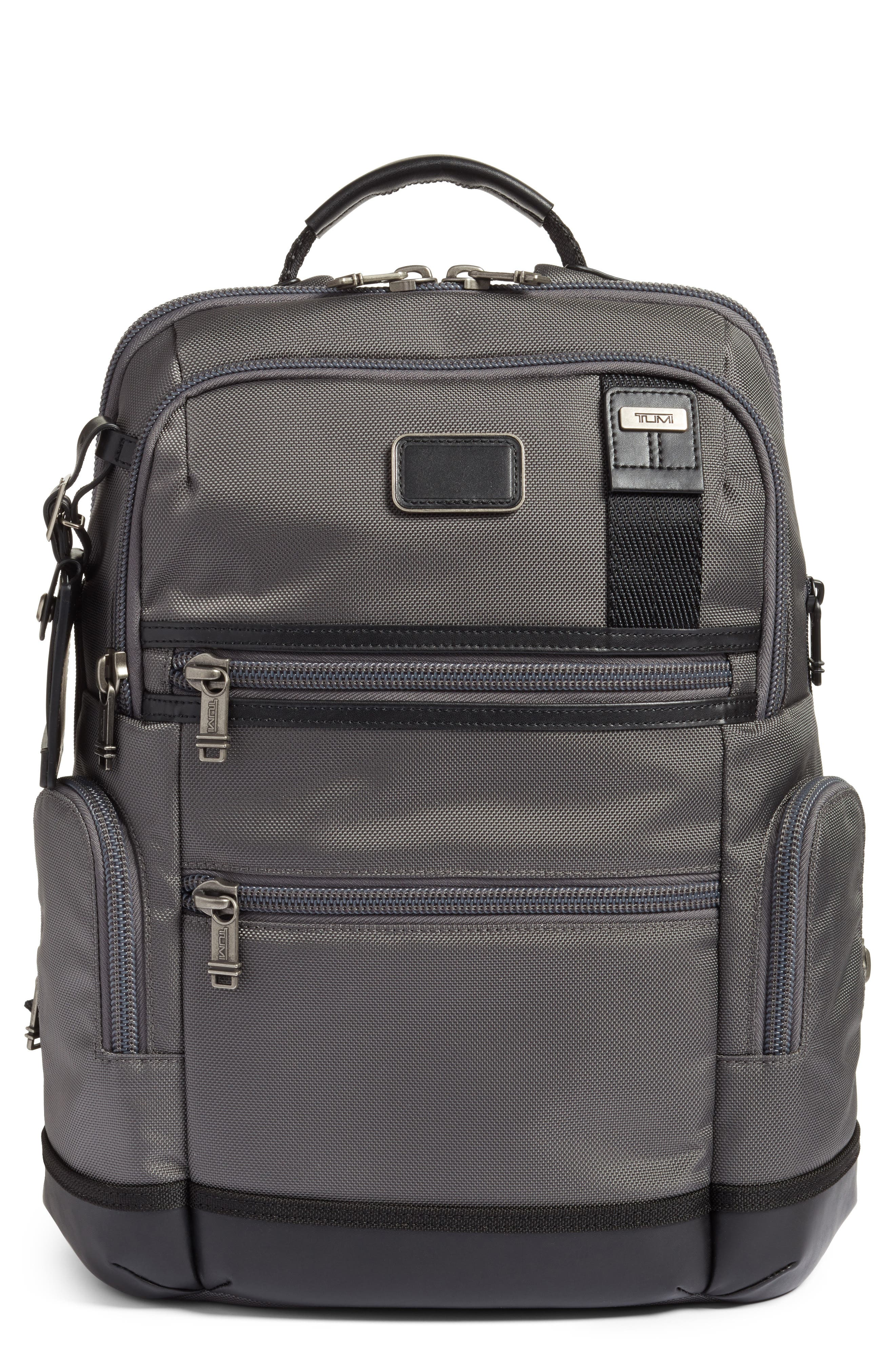 Main Image - Tumi Alpha Bravo - Knox Backpack