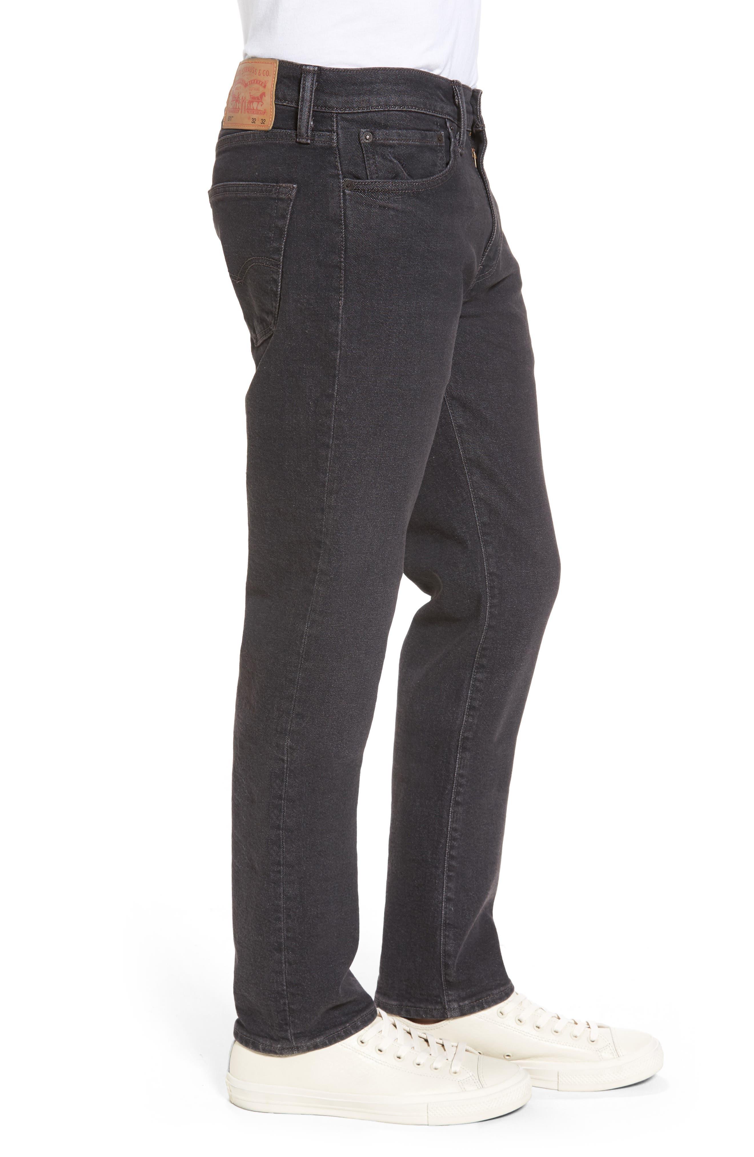Alternate Image 3  - Levi's® 511™ Slim Fit Jeans (Lorimer)