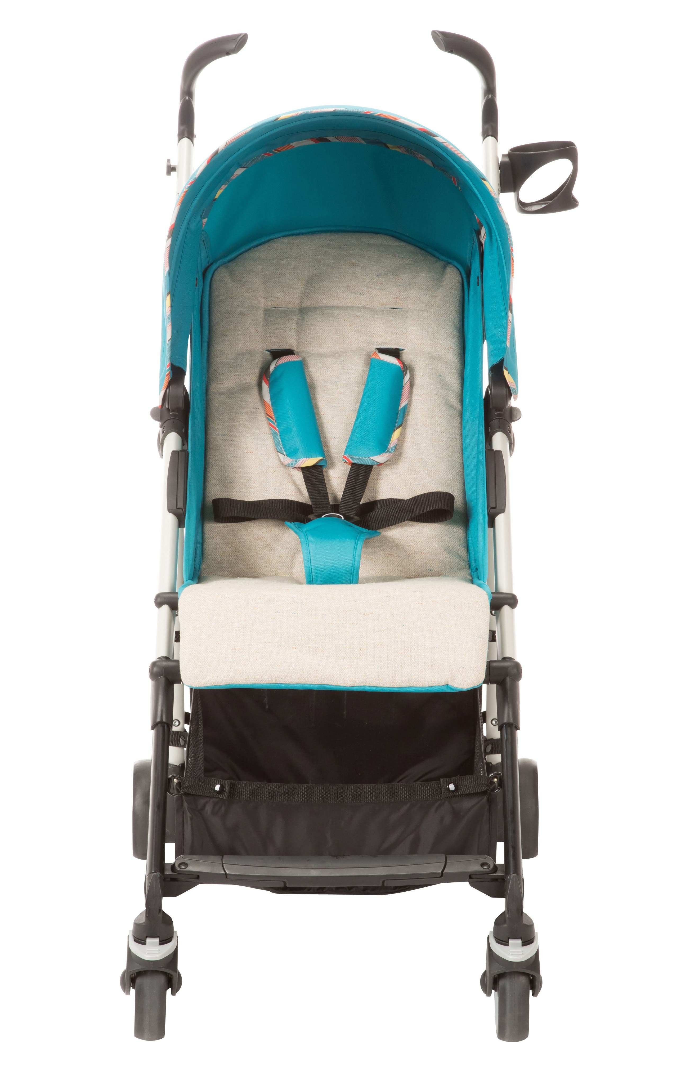Kaia<sup>™</sup> Compact Stroller,                             Alternate thumbnail 5, color,                             Bohemian Blue
