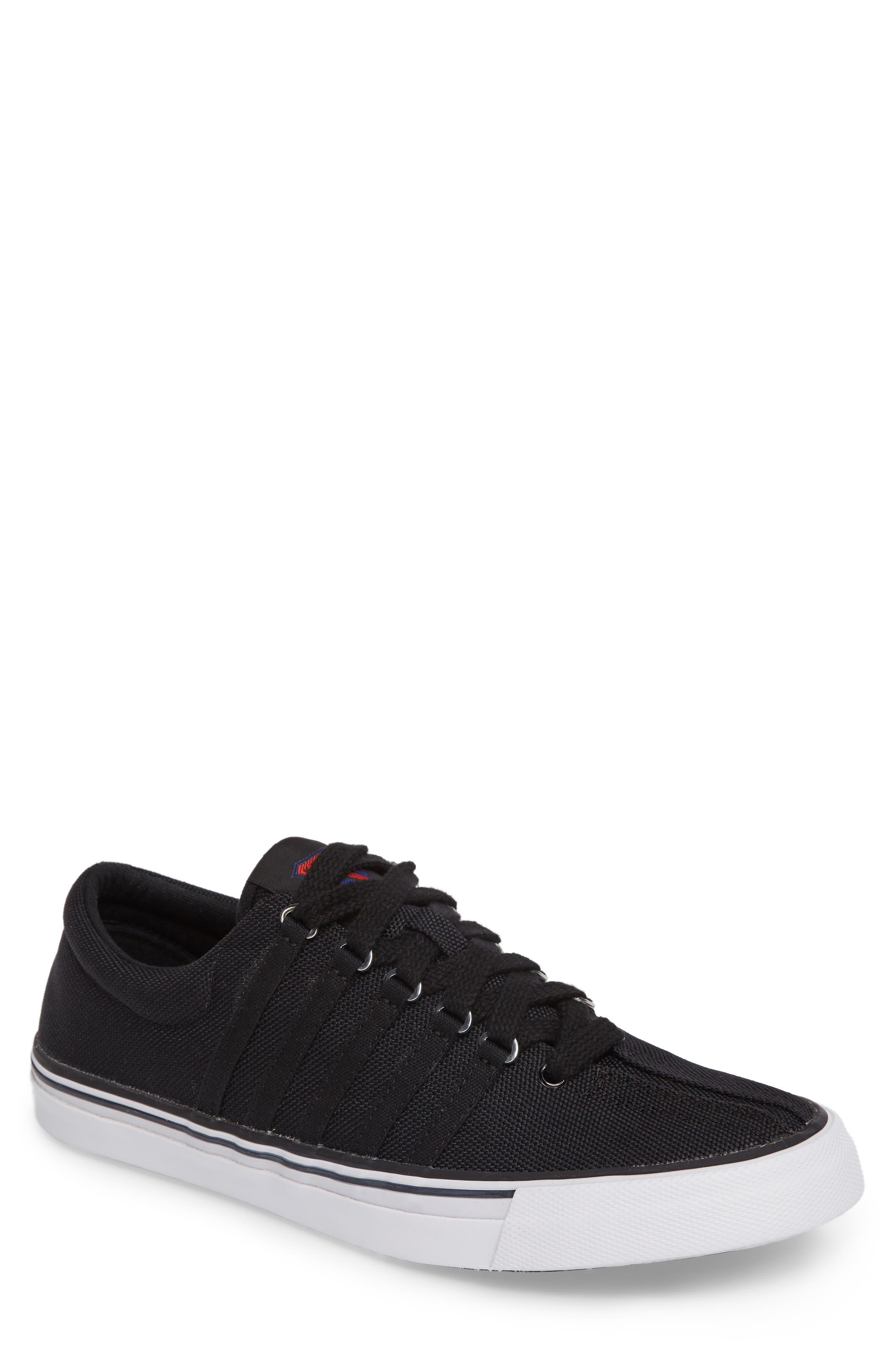 Surf N Turf OG Sneaker,                         Main,                         color, Black/ White