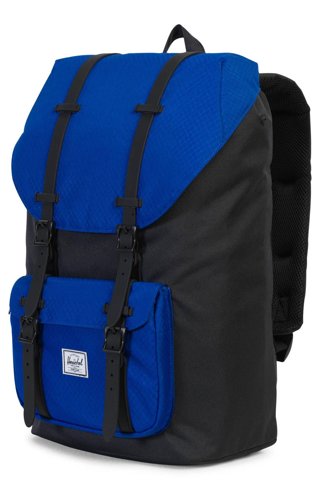Alternate Image 4  - Herschel Supply Co. Little America Contrast Backpack