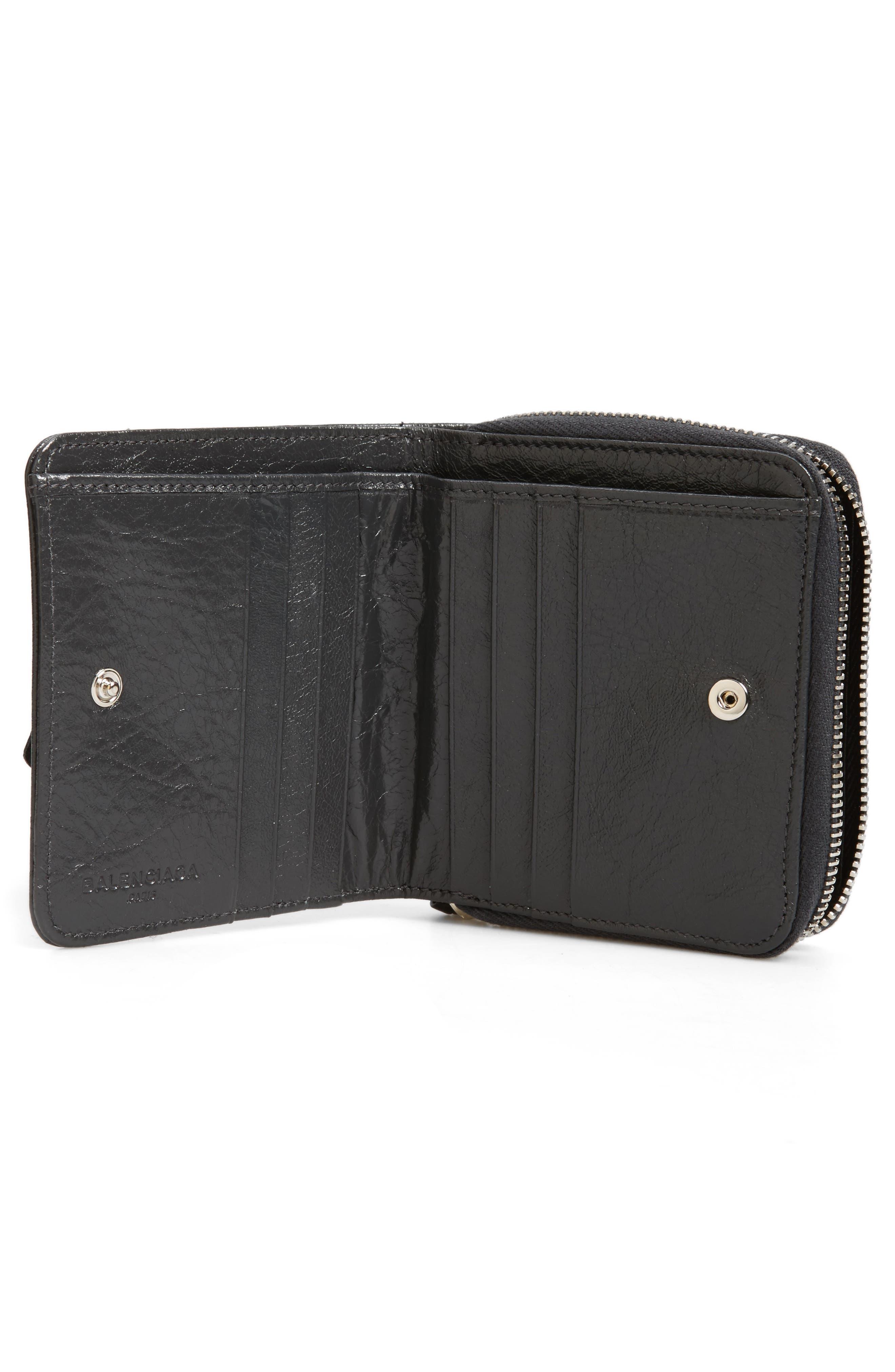 Alternate Image 2  - Balenciaga Classic Leather Billfold