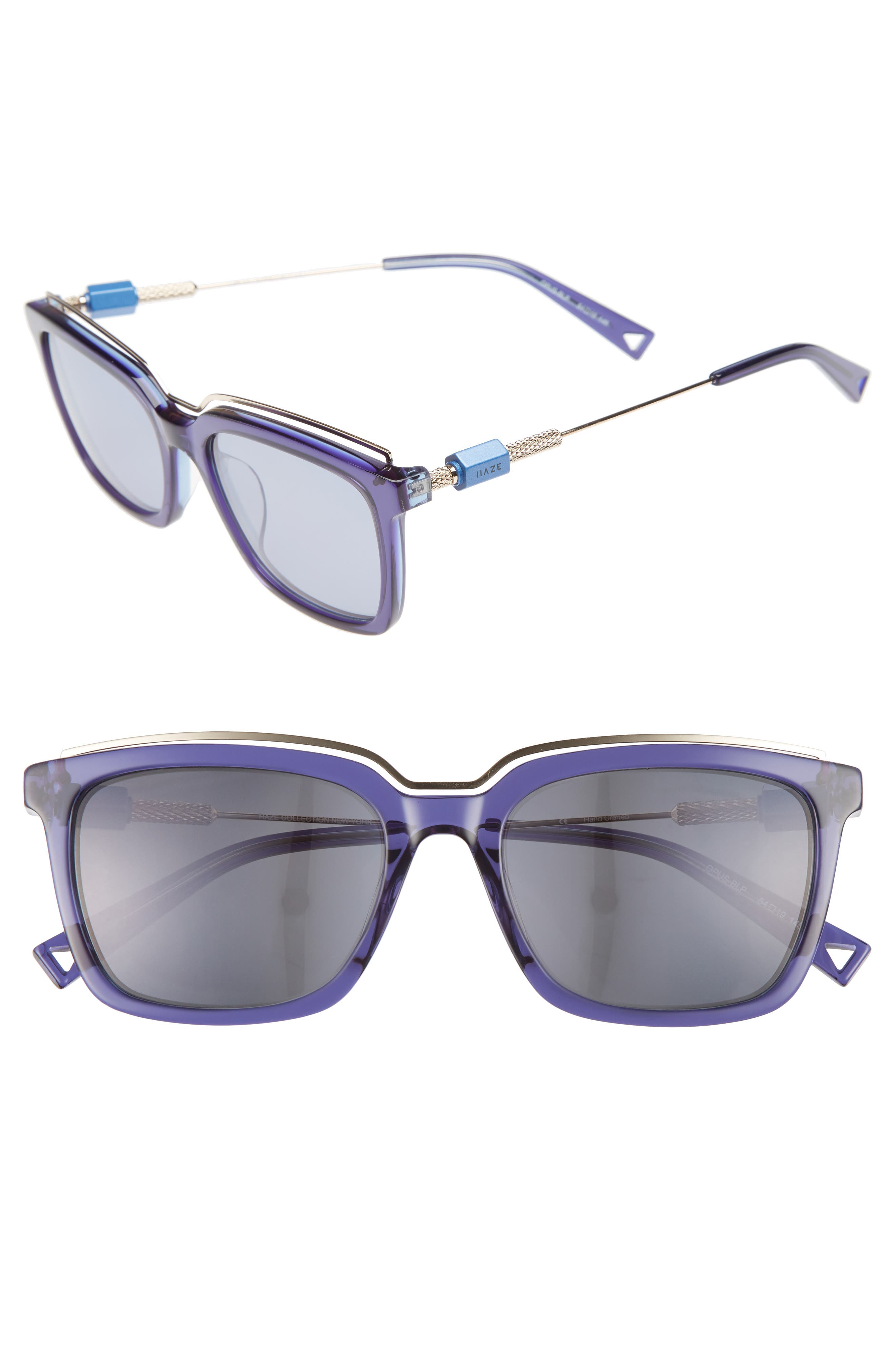HAZE Opus 54mm Sunglasses