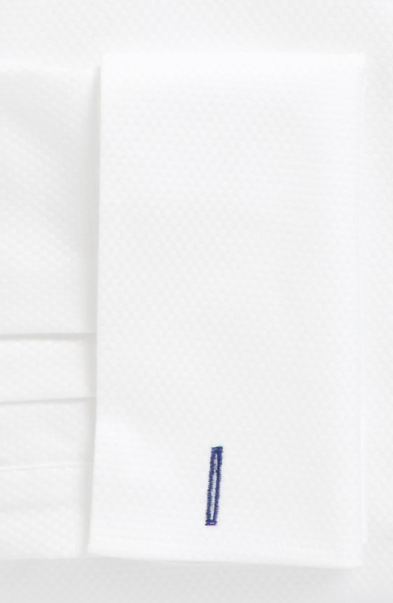 Alternate Image 4  - Lorenzo Uomo Trim Fit Solid Dress Shirt