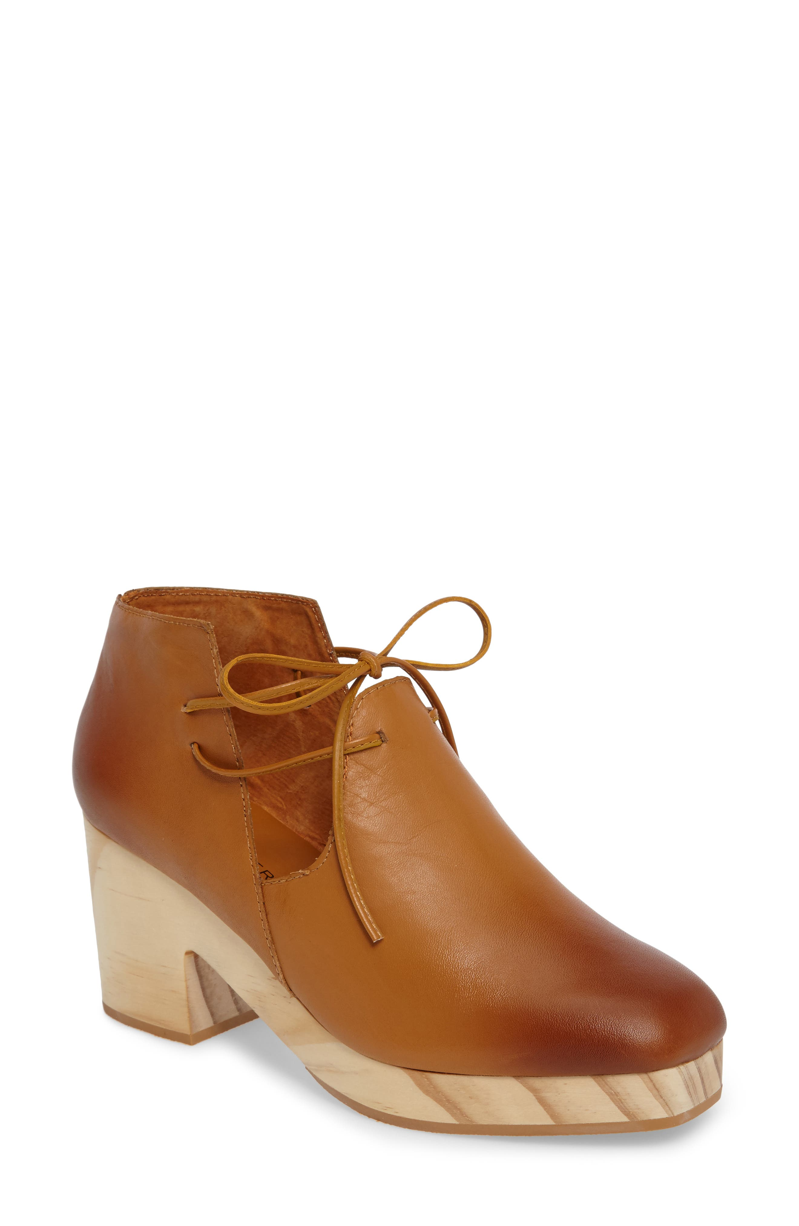 Kelsi Dagger Brooklyn North Platform Bootie (Women)