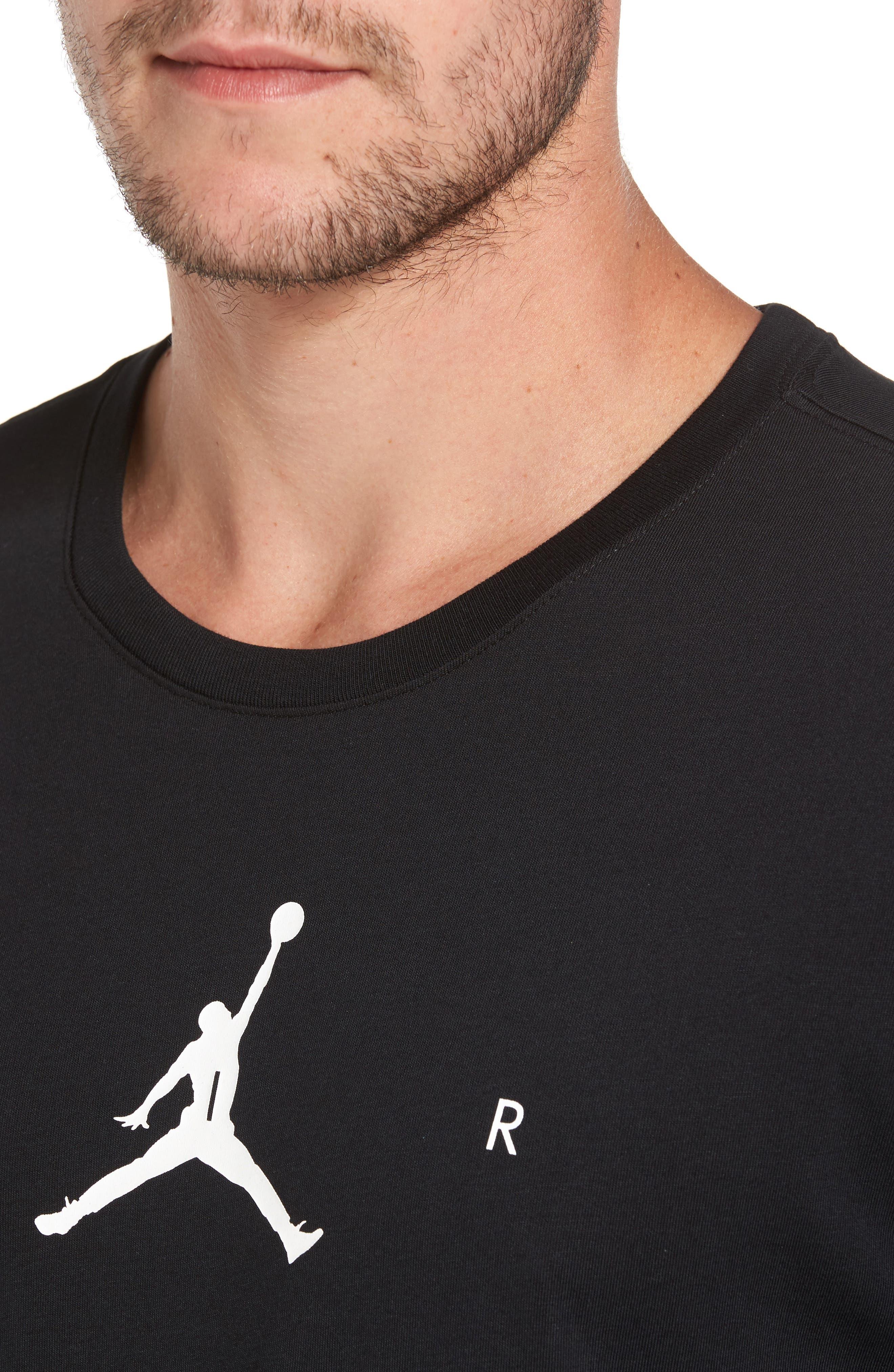 Alternate Image 4  - Nike Jordan Flight Dry-FIT T-Shirt