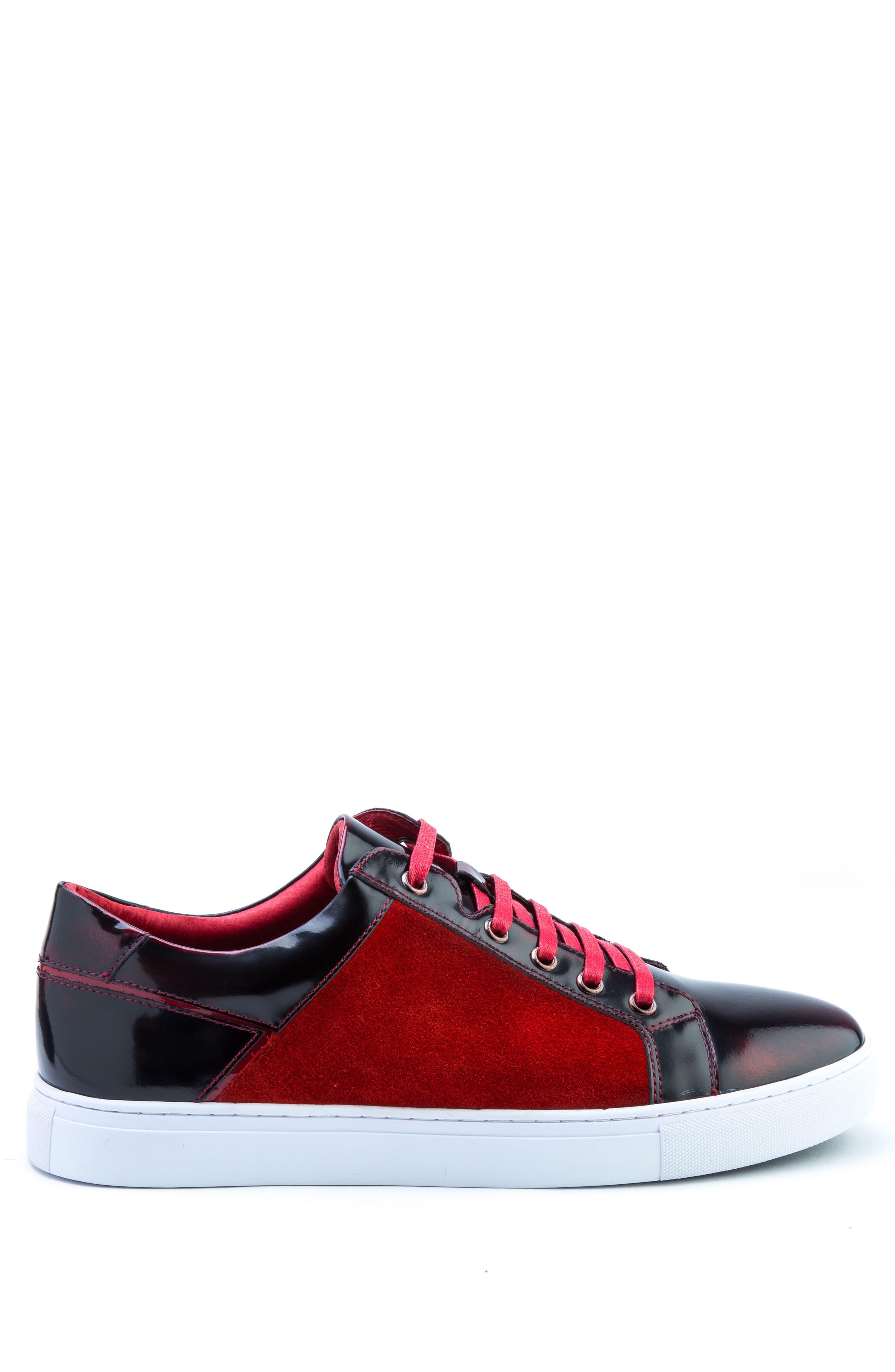 Alternate Image 3  - Badgley Mischka Lockhart Sneaker (Men)