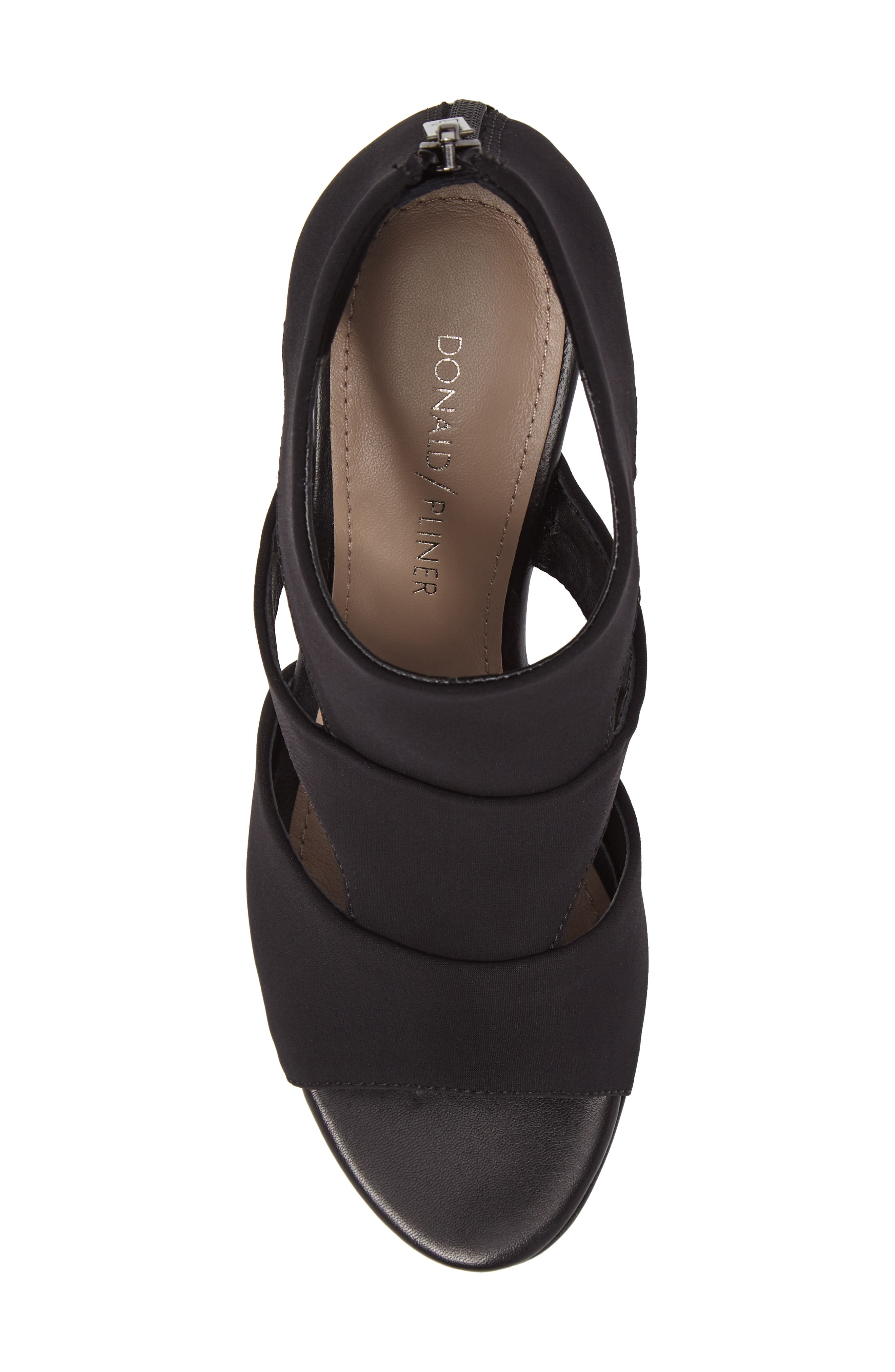 Alternate Image 5  - Donald Pliner Jenkin Wedge Sandal (Women)